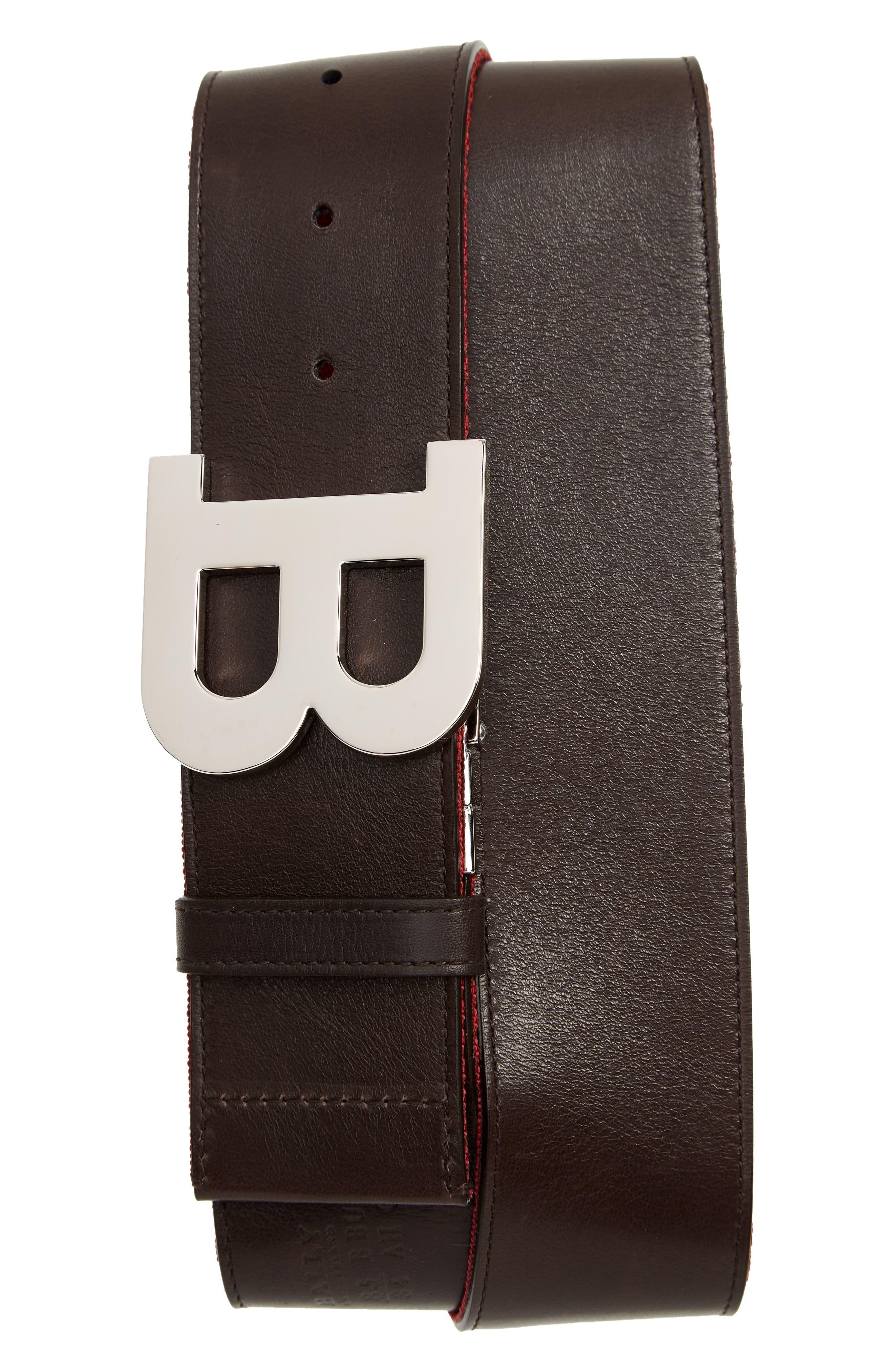 B Buckle Reversible Belt,                             Alternate thumbnail 2, color,                             600