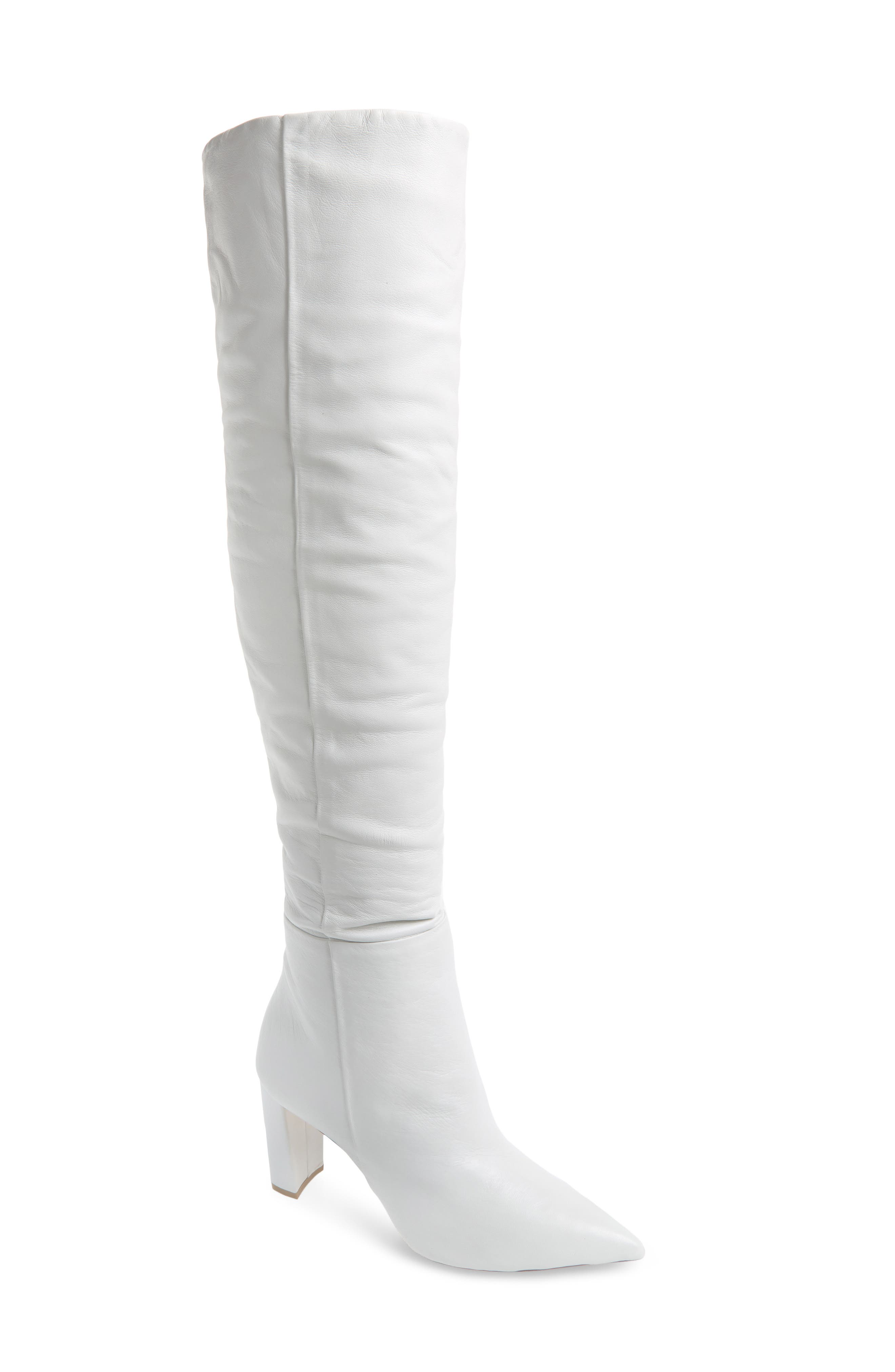 ALEXANDRE BIRMAN Anna Slouch Over the Knee Boot, Main, color, 139