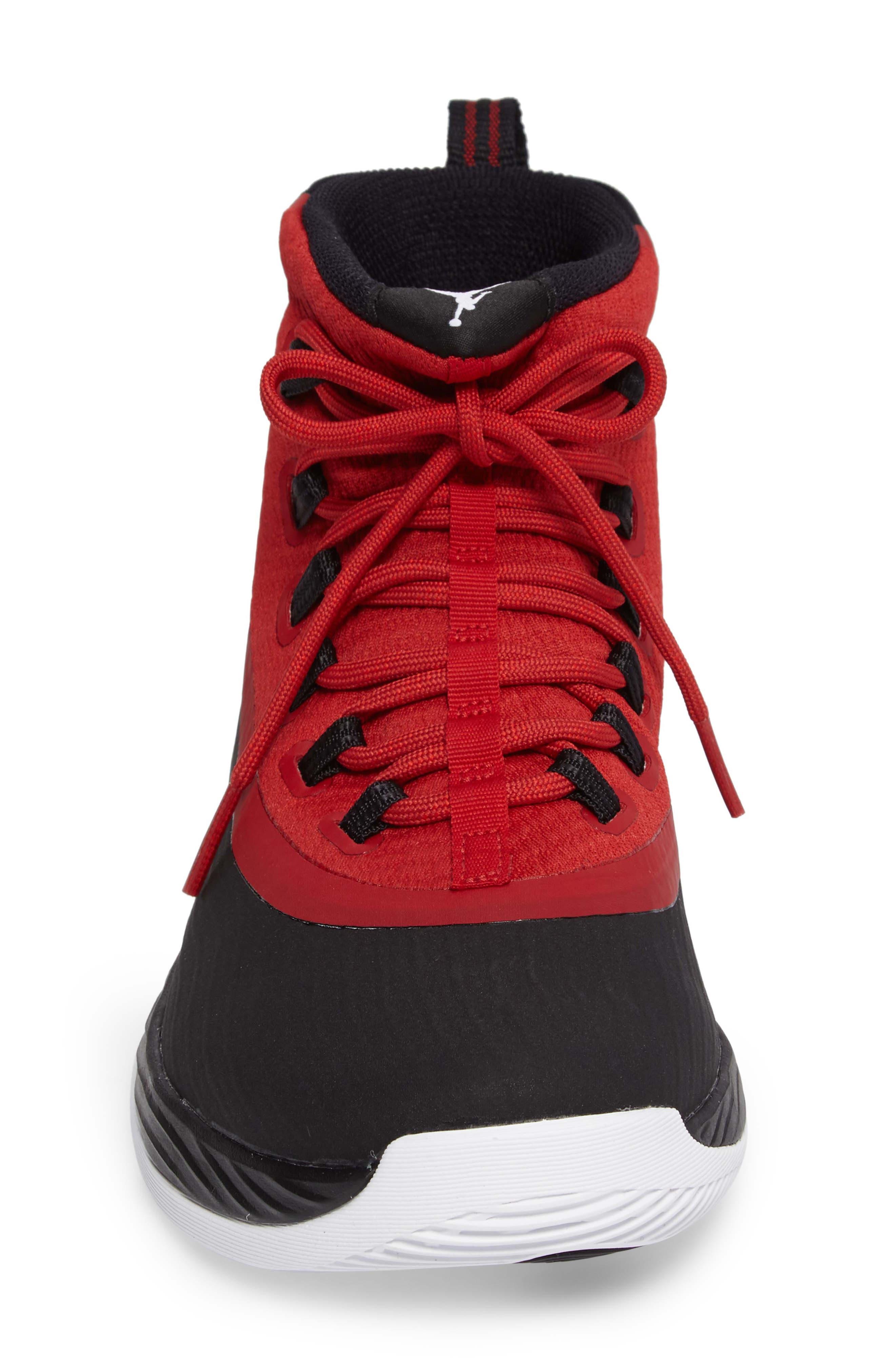 Jordan Ultra Fly 2 Basketball Shoe,                             Alternate thumbnail 16, color,