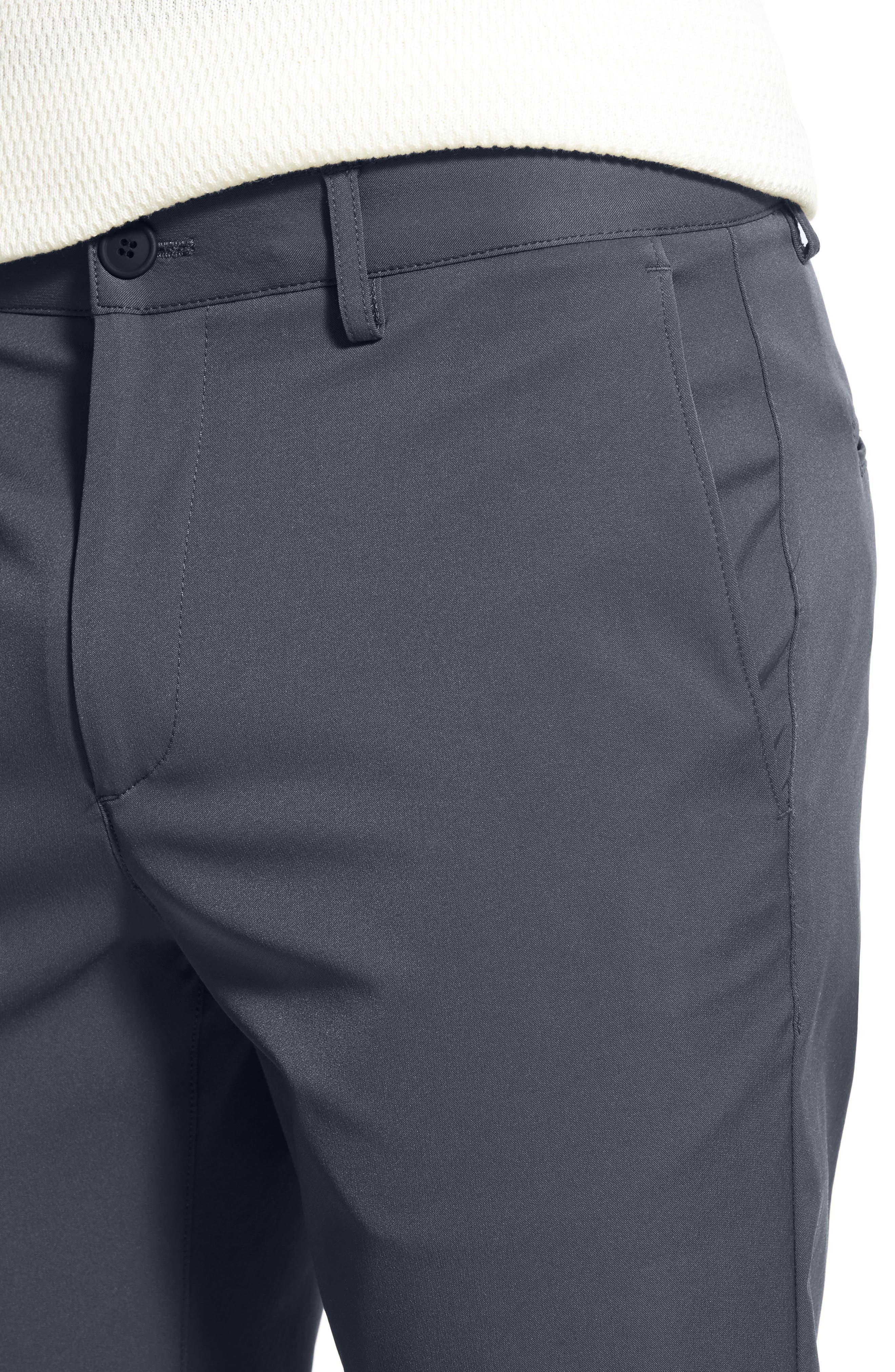 'Zaine Neoteric' Slim Fit Pants,                             Alternate thumbnail 17, color,