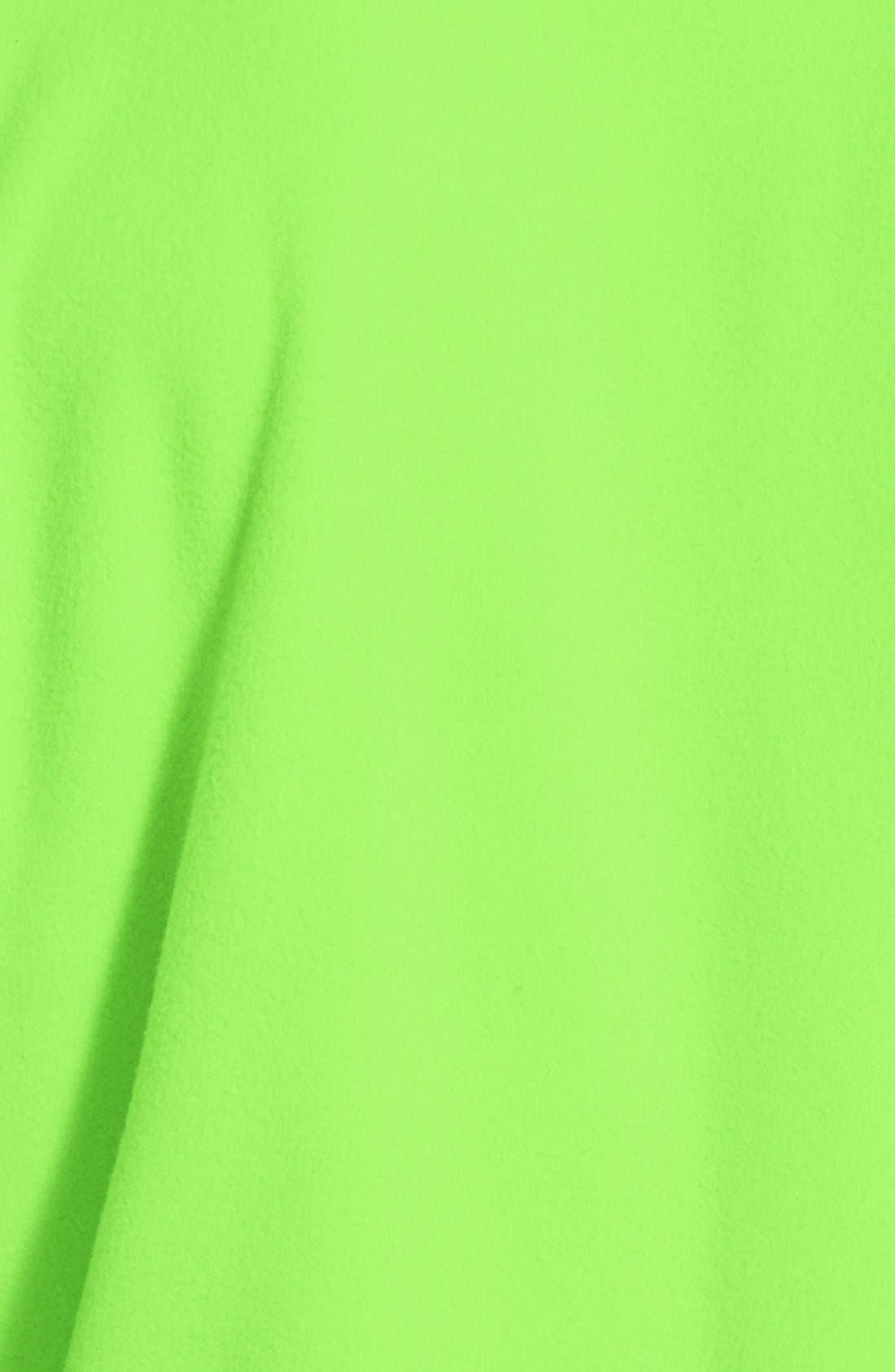 'TKA 100 Glacier' Quarter Zip Fleece Pullover,                             Alternate thumbnail 118, color,