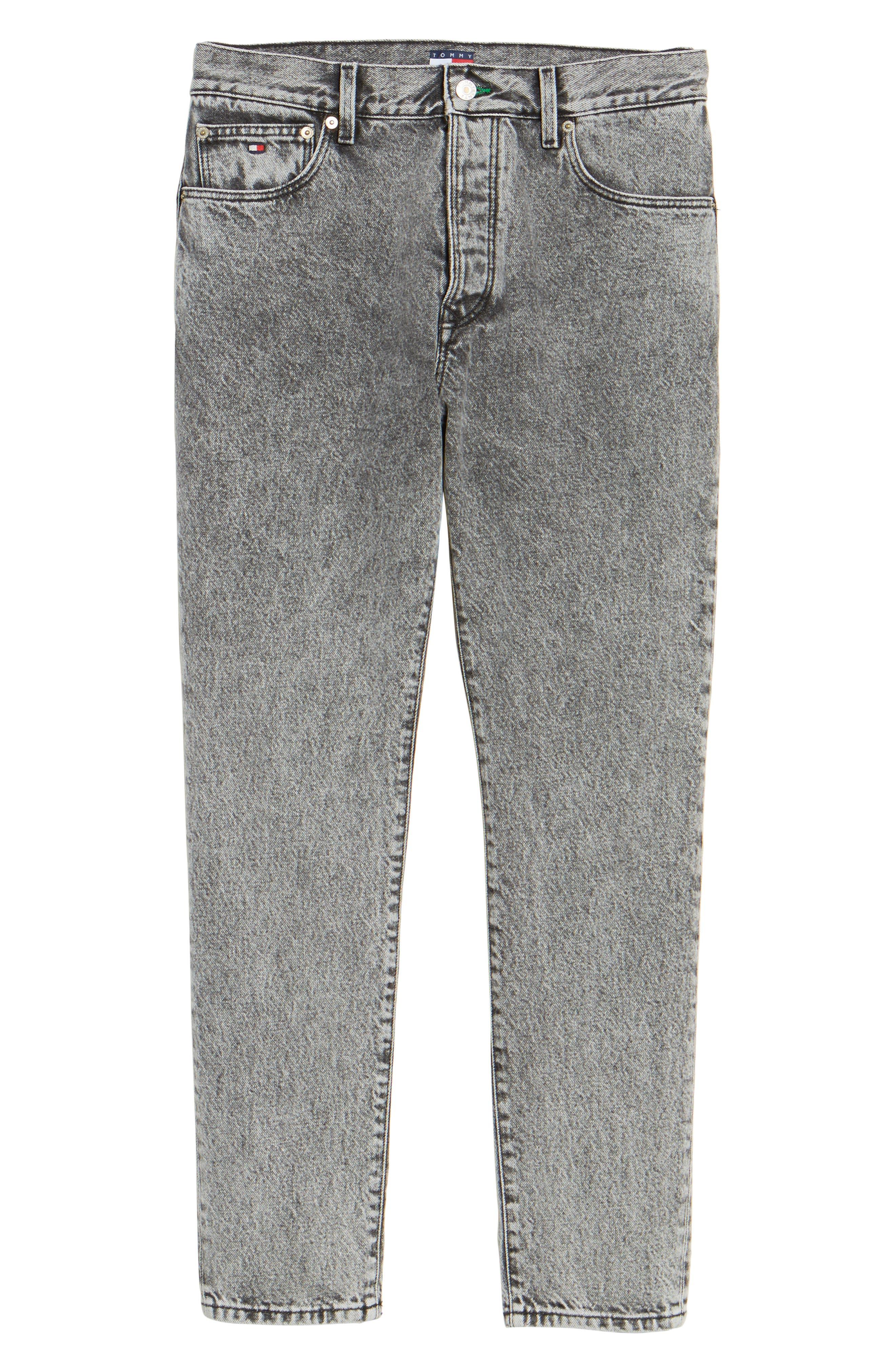 90s Classic Straight Leg Jeans,                             Alternate thumbnail 21, color,