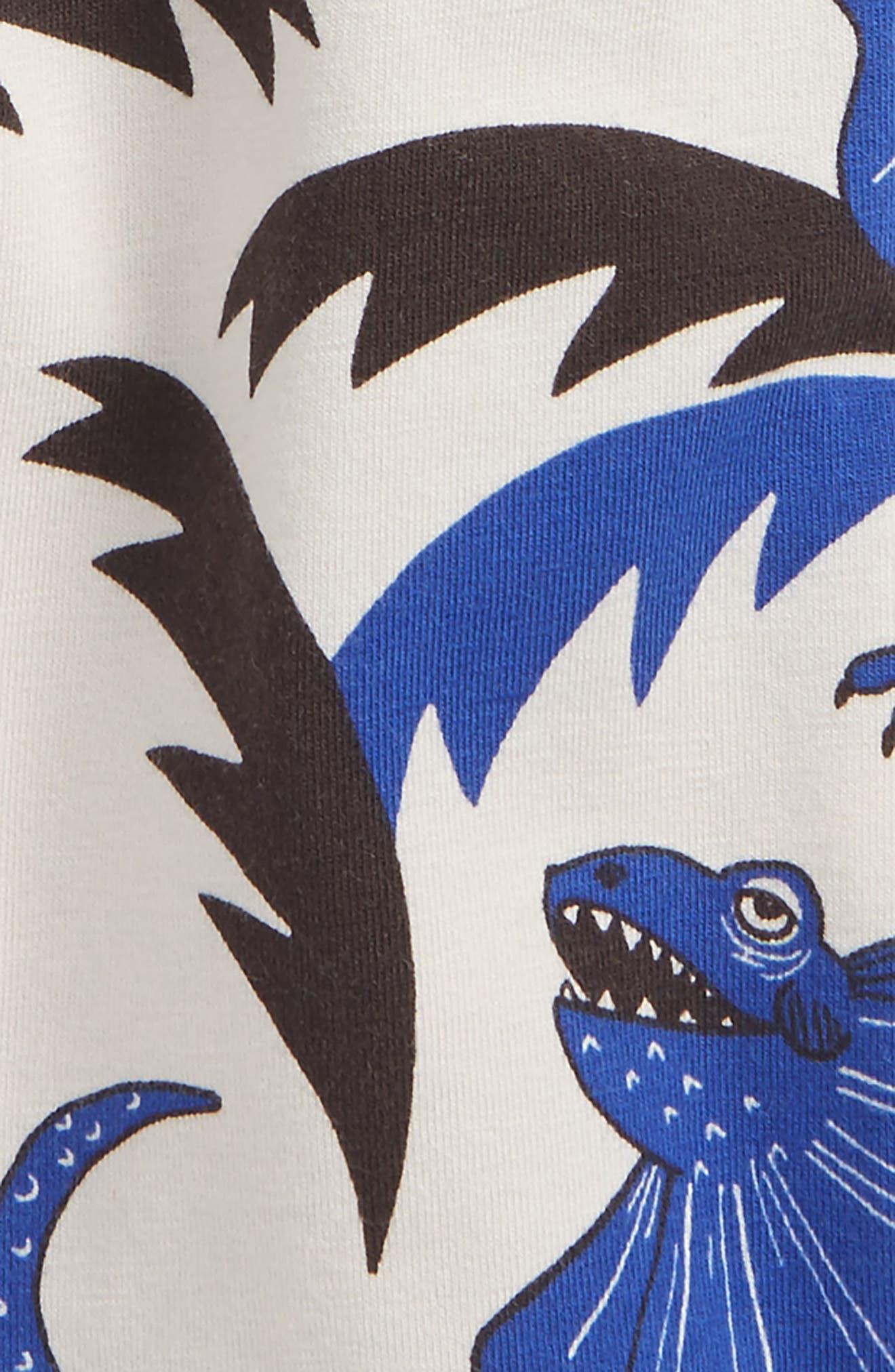 Draco Organic Cotton Blend T-Shirt,                             Alternate thumbnail 2, color,                             400