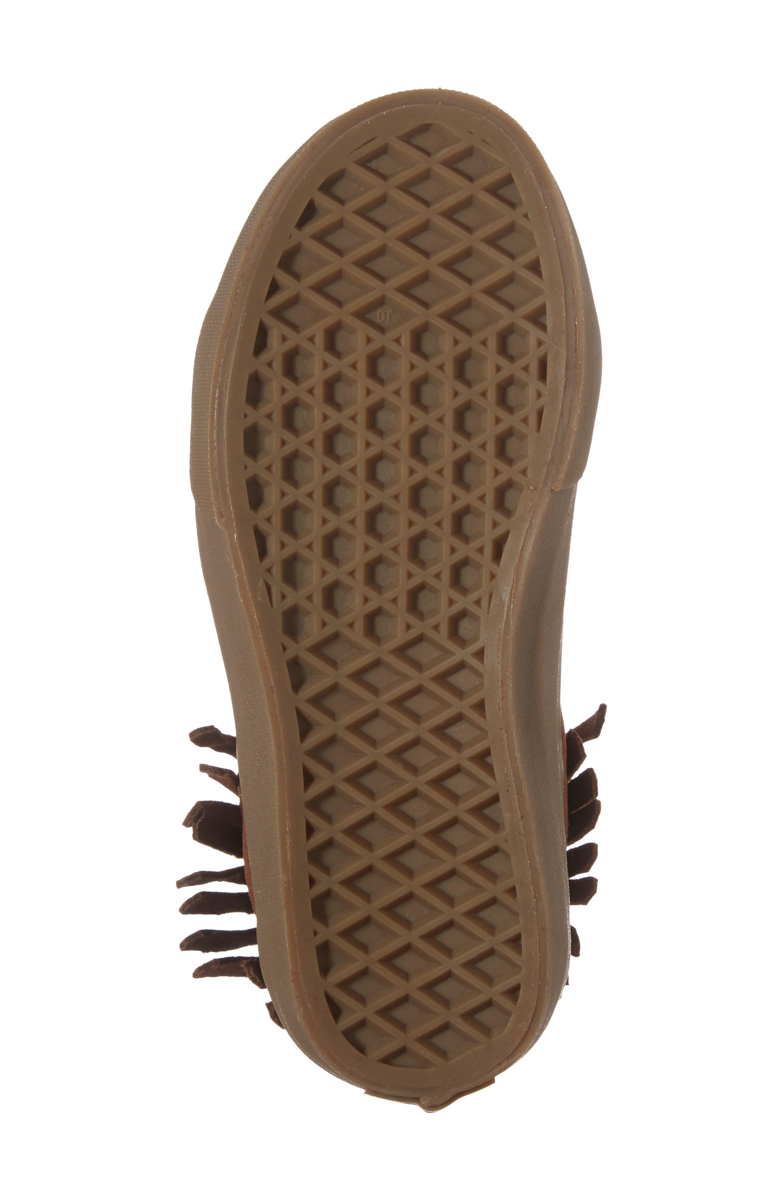 SK8-Hi Moc Sneaker,                             Alternate thumbnail 6, color,                             200