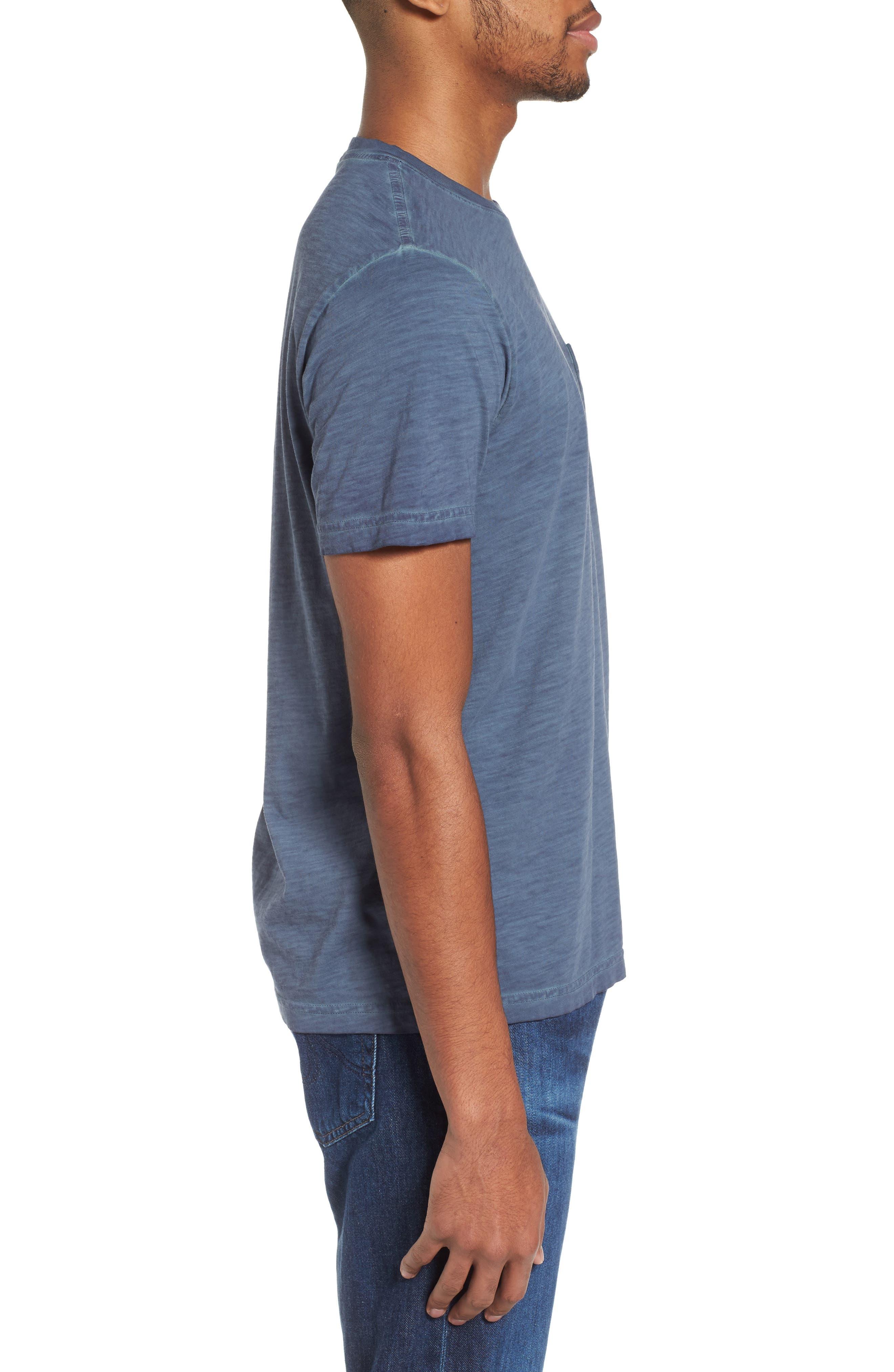 Sunwash Pocket T-Shirt,                             Alternate thumbnail 10, color,