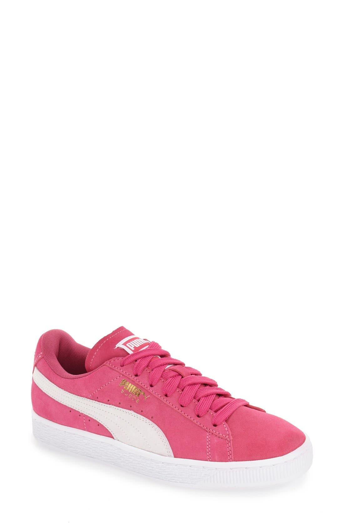 Suede Sneaker,                             Main thumbnail 26, color,