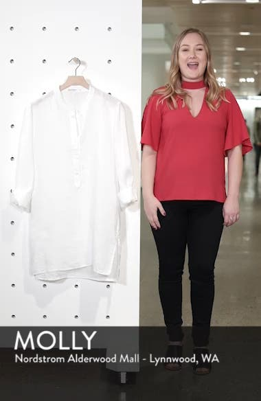 Shirting Tunic Top, sales video thumbnail