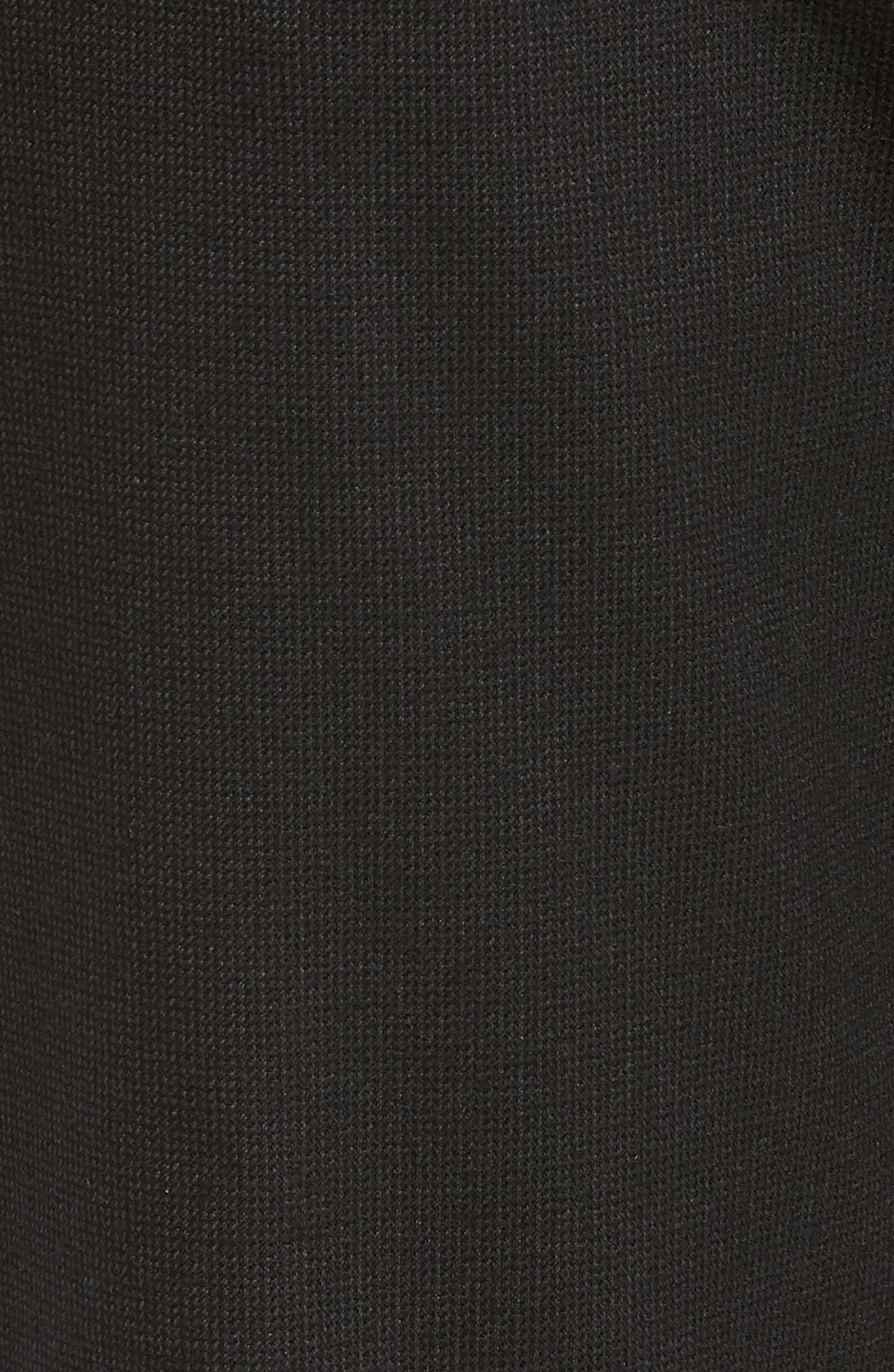 Slim Fit Herringbone Stretch Chinos,                             Alternate thumbnail 5, color,                             021