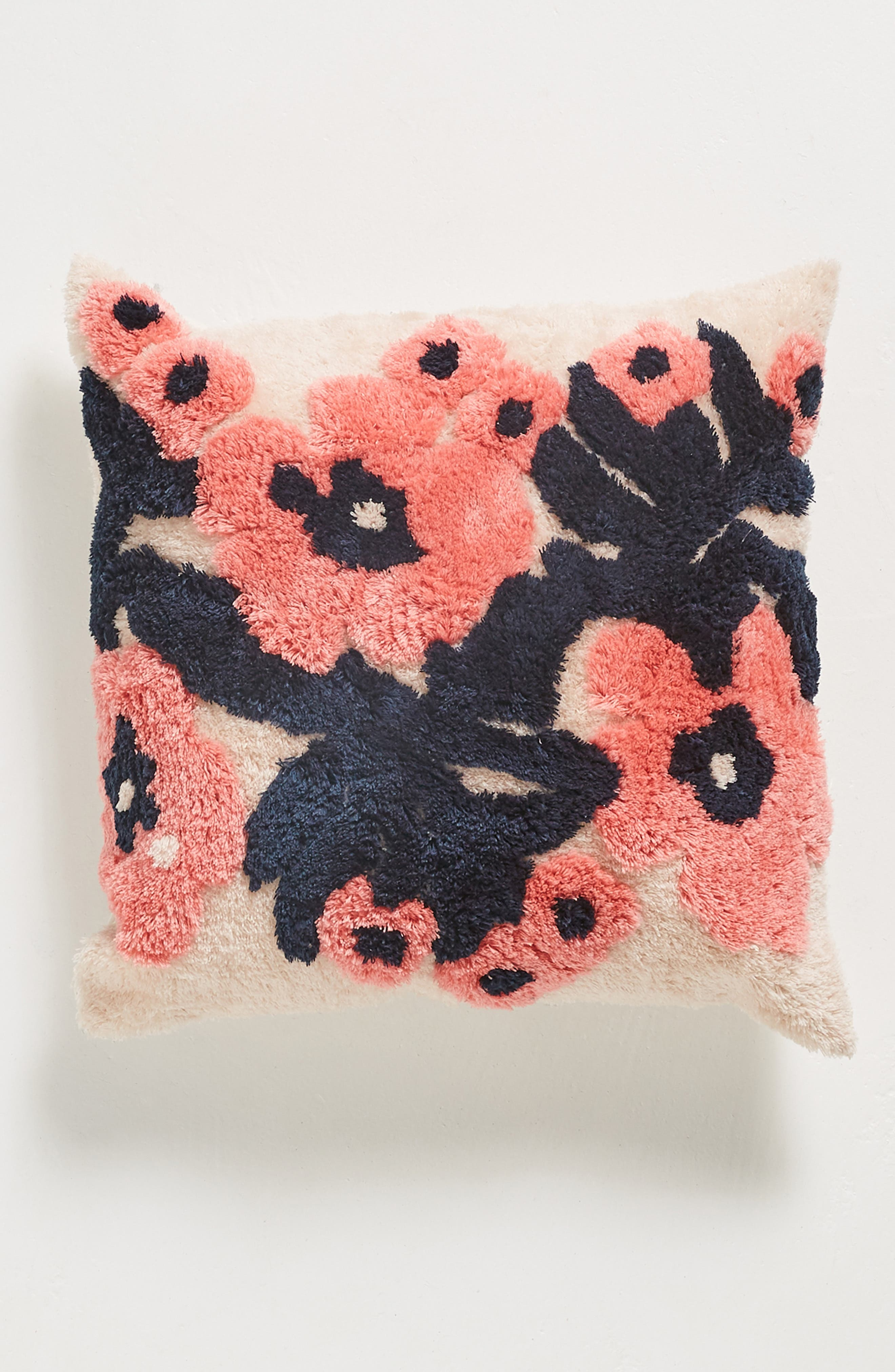 Liza Accent Pillow, Main, color, PINK