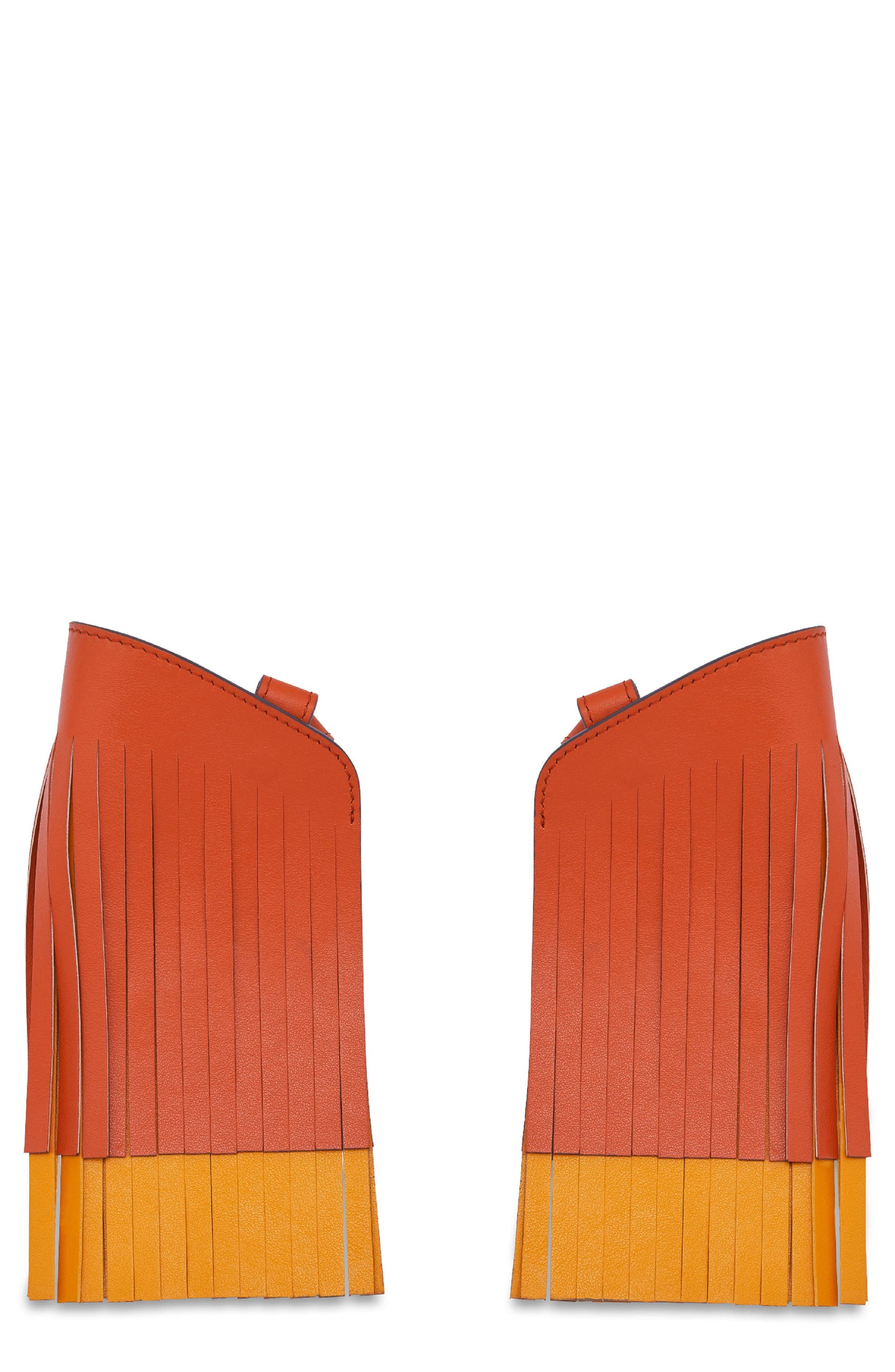 Build a Bag Fringe Leather Panels,                             Main thumbnail 2, color,