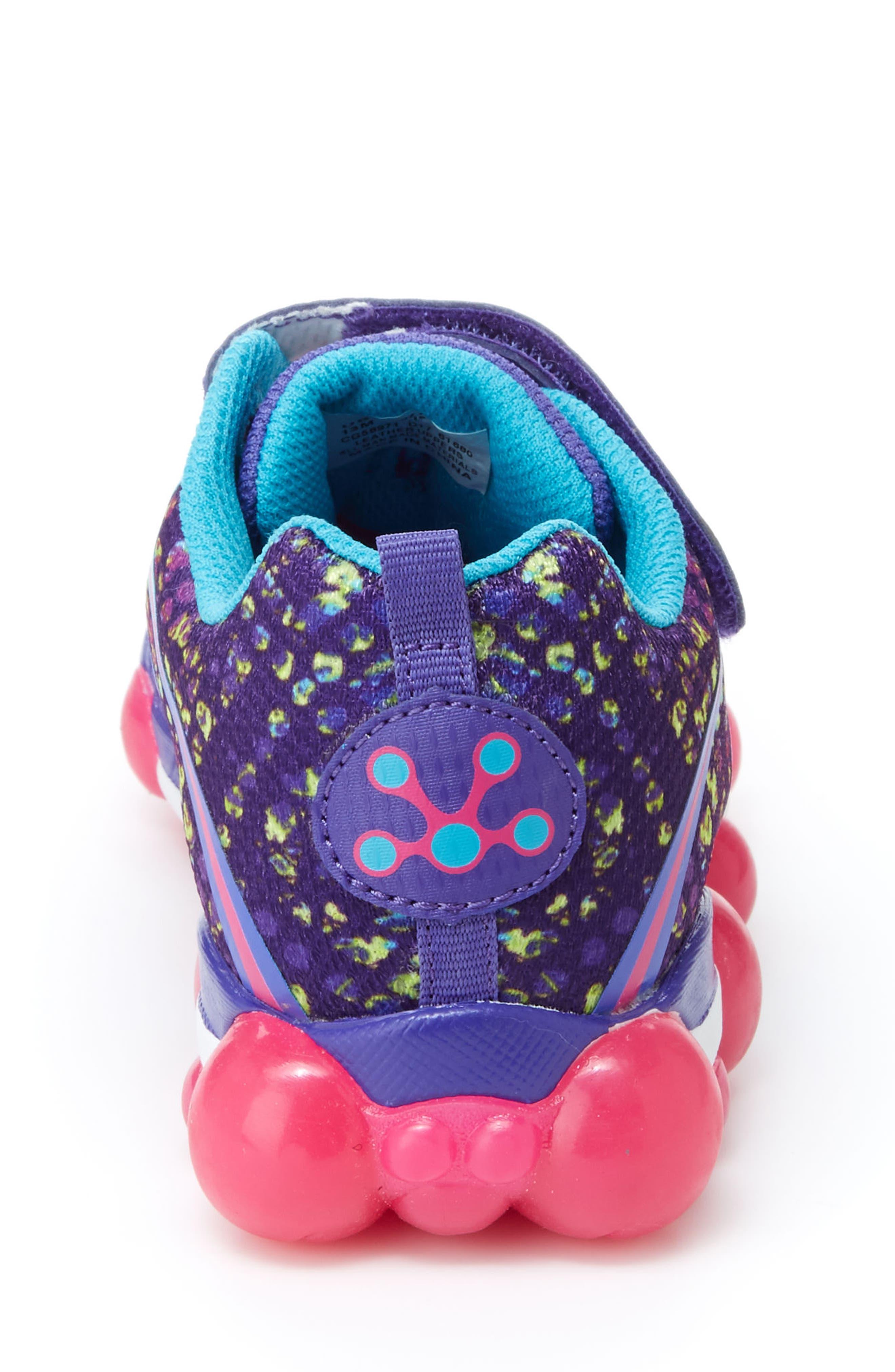 'Leepz' Light-Up Sneaker,                             Alternate thumbnail 8, color,                             540
