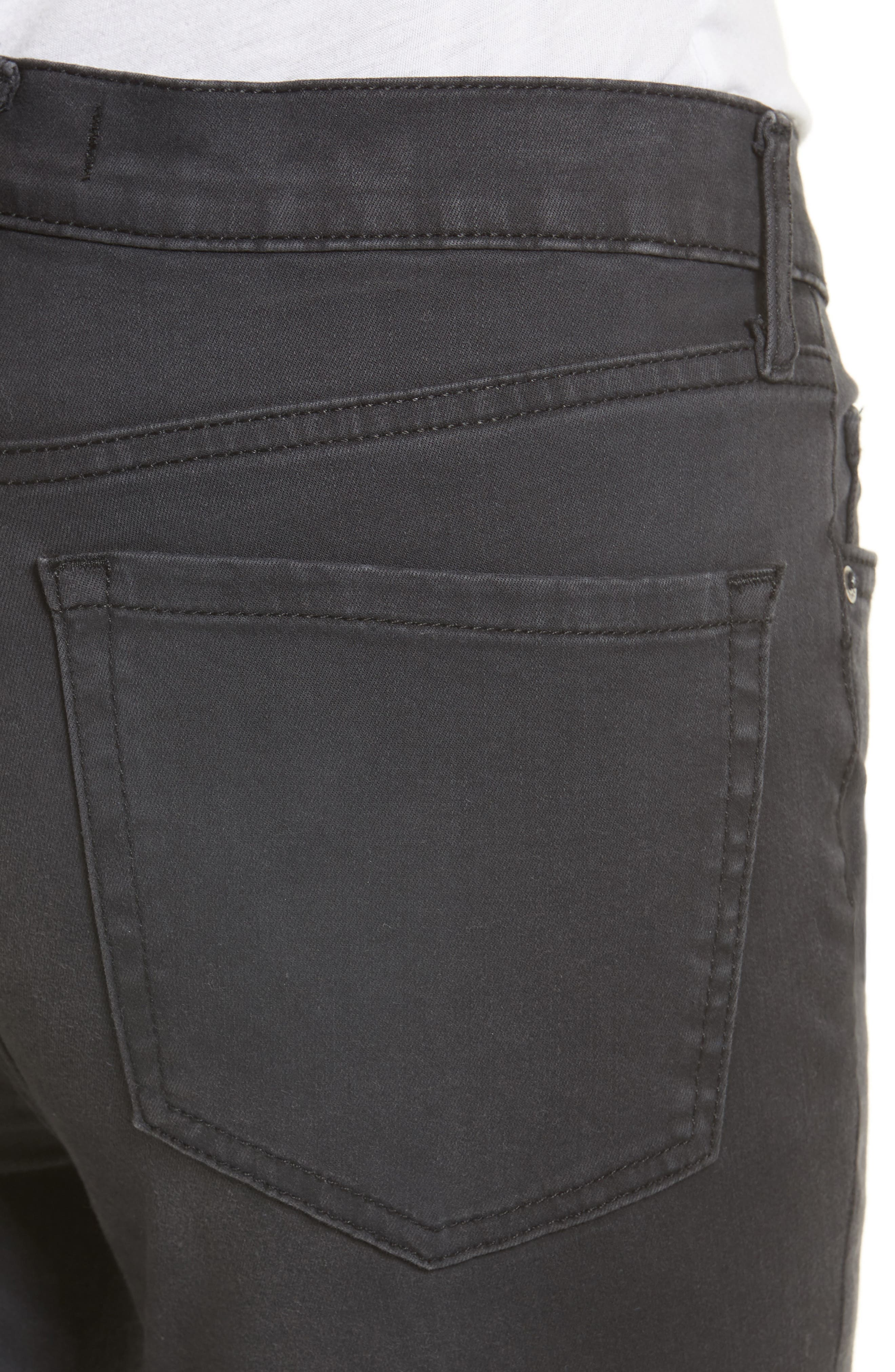 We the People by Free People High Rise Busted Knee Skinny Jeans,                             Alternate thumbnail 14, color,