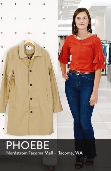 Mac Single Breasted Topcoat, sales video thumbnail