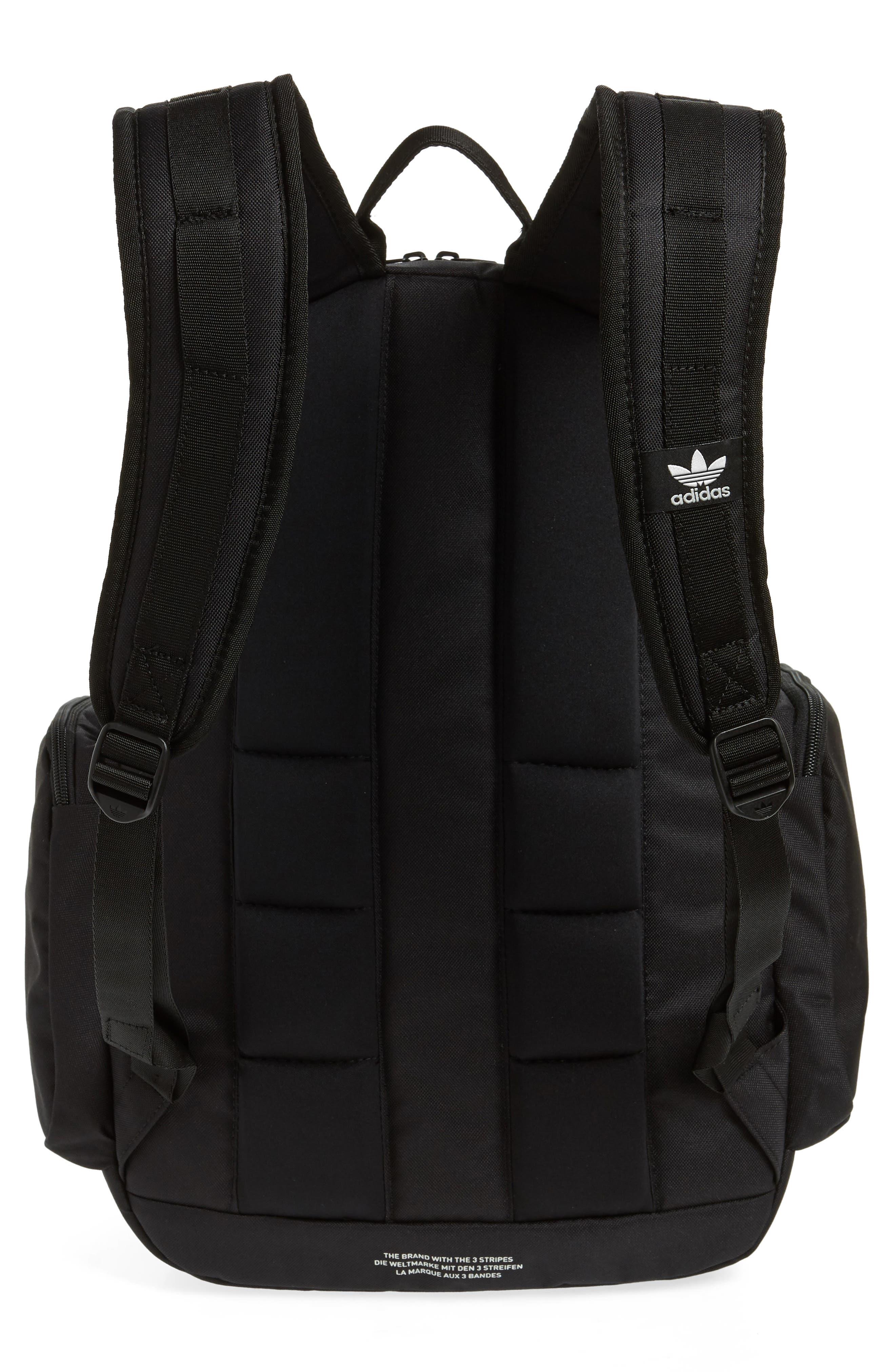 Create III Backpack,                             Alternate thumbnail 3, color,                             BLACK/ RAW DESERT KHAKI
