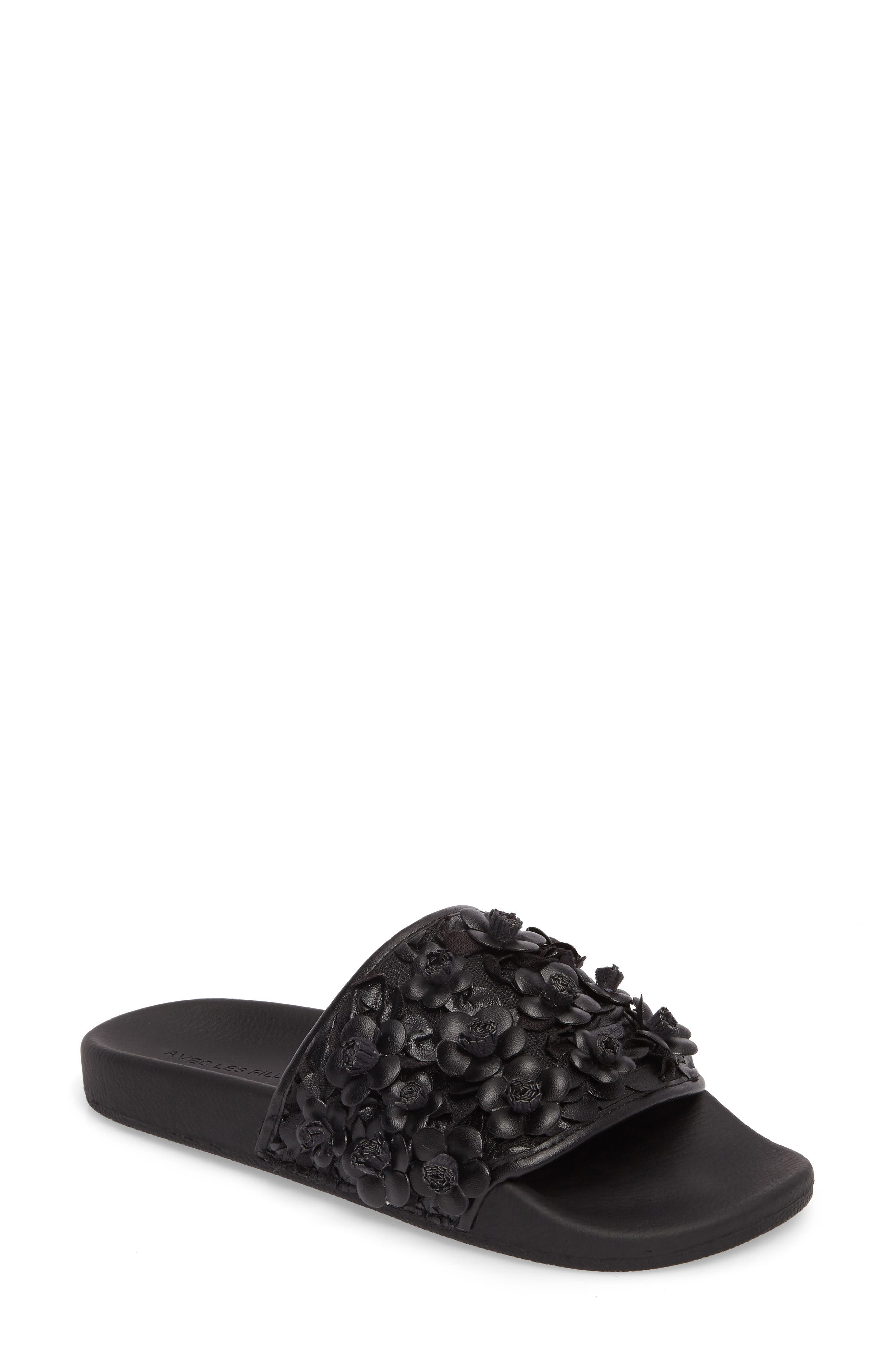 Stella Slide Sandal,                         Main,                         color,