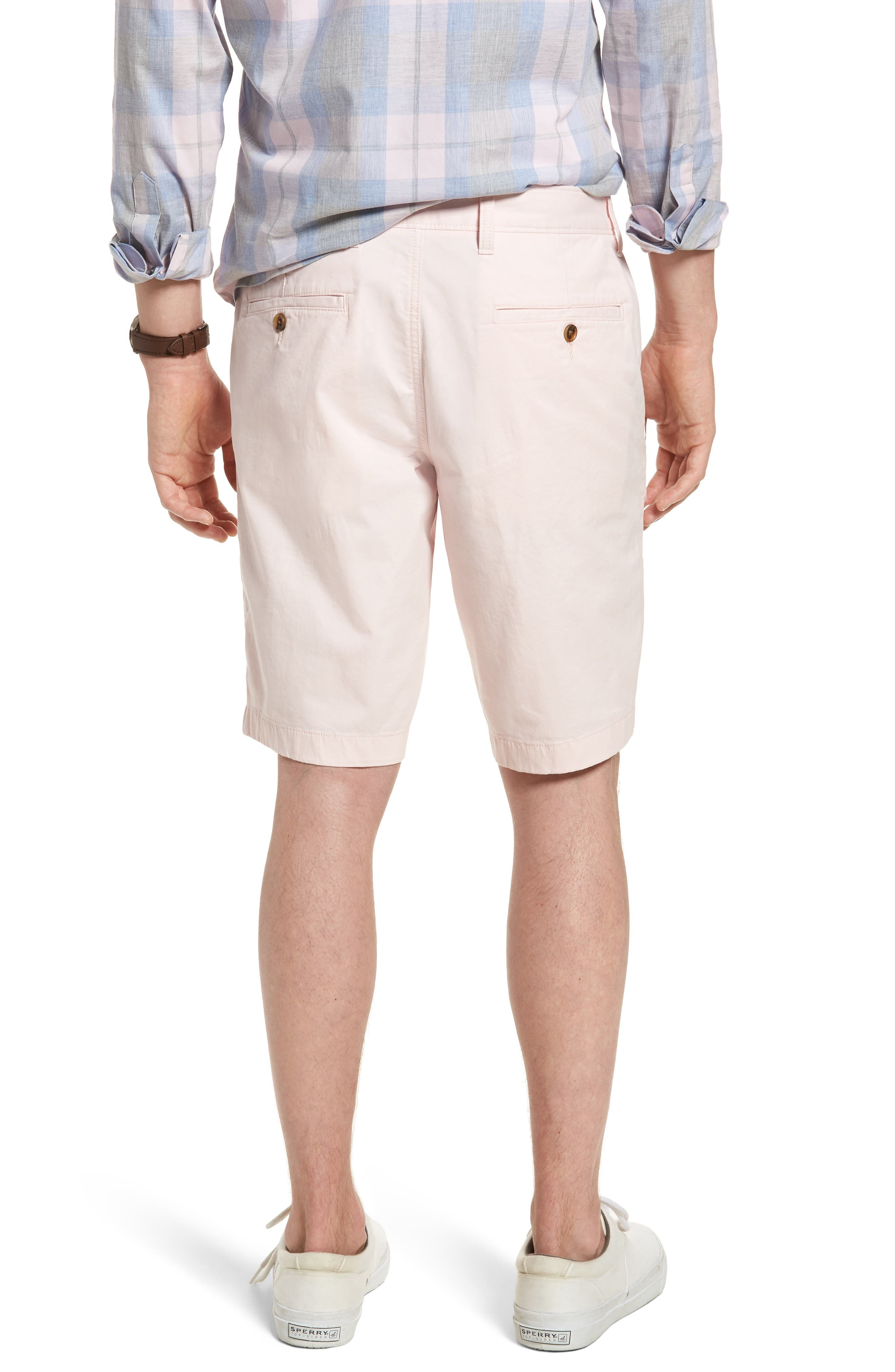 Ballard Slim Fit Stretch Chino 11-Inch Shorts,                             Alternate thumbnail 33, color,