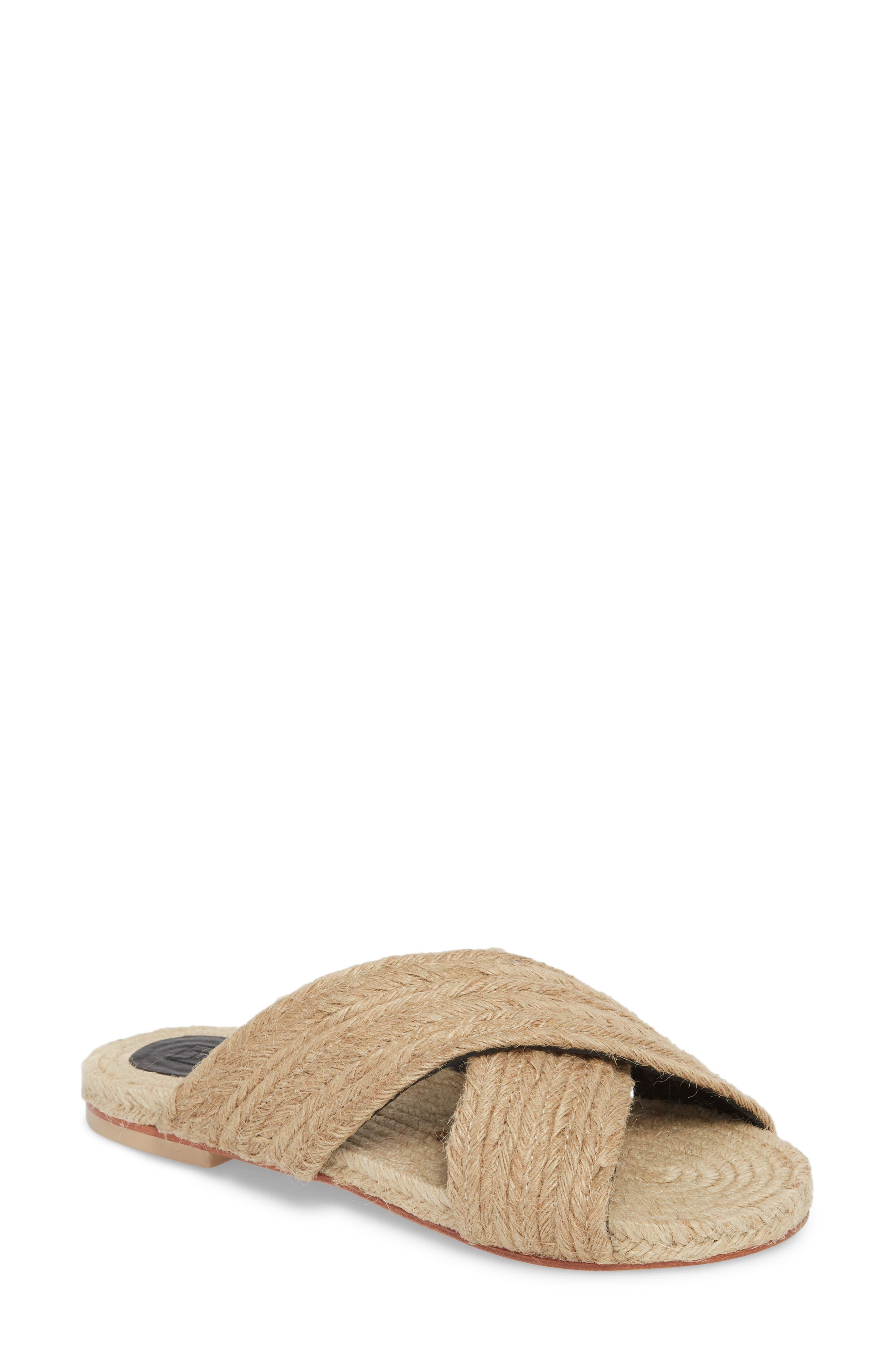 Felilx Rope Slide Sandal,                             Main thumbnail 1, color,                             250