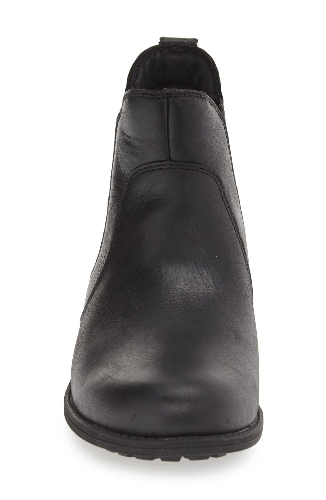 Bonham Chelsea Boot,                             Alternate thumbnail 3, color,                             001