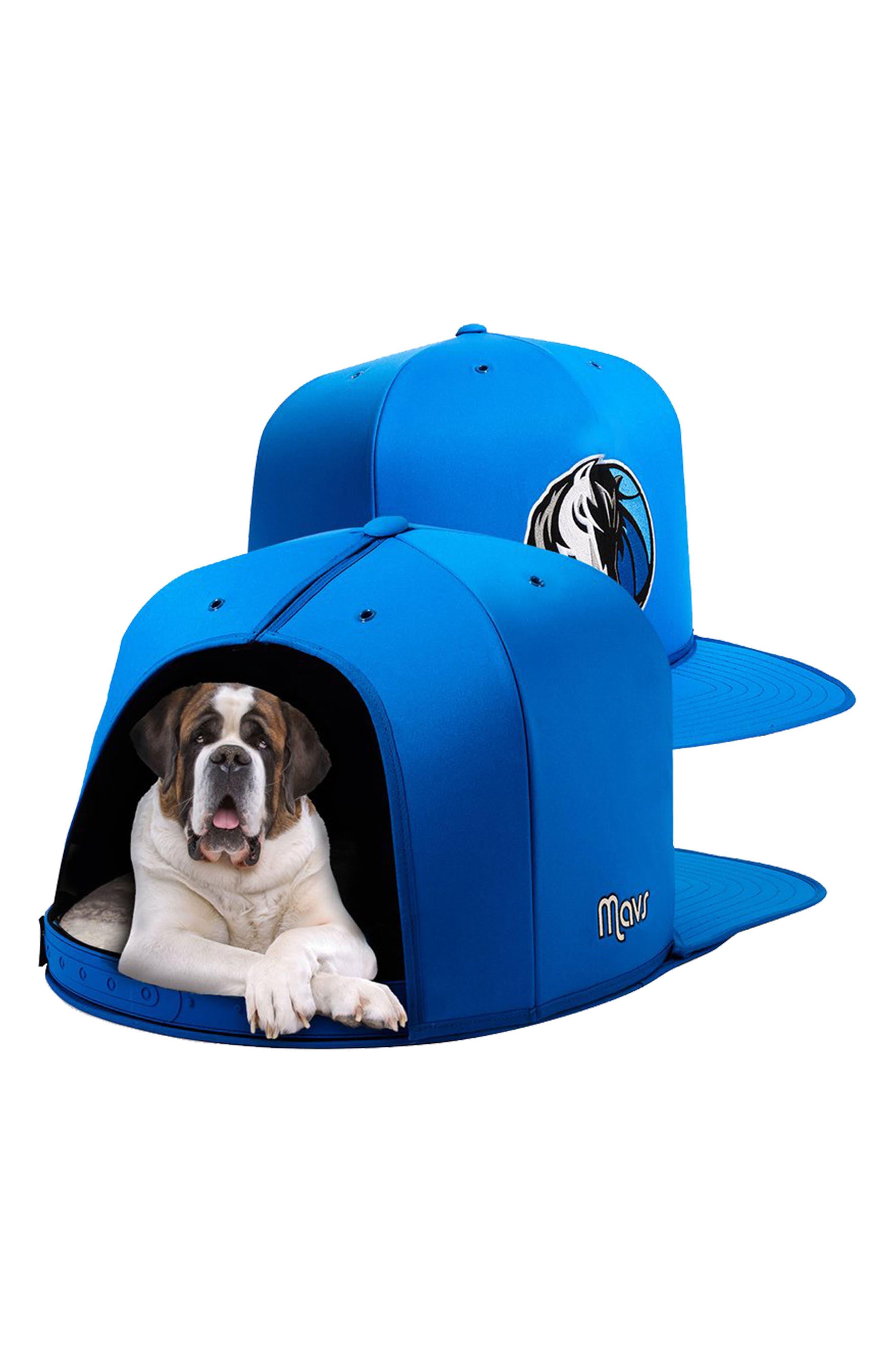 Dallas Mavericks Pet Bed,                             Alternate thumbnail 4, color,