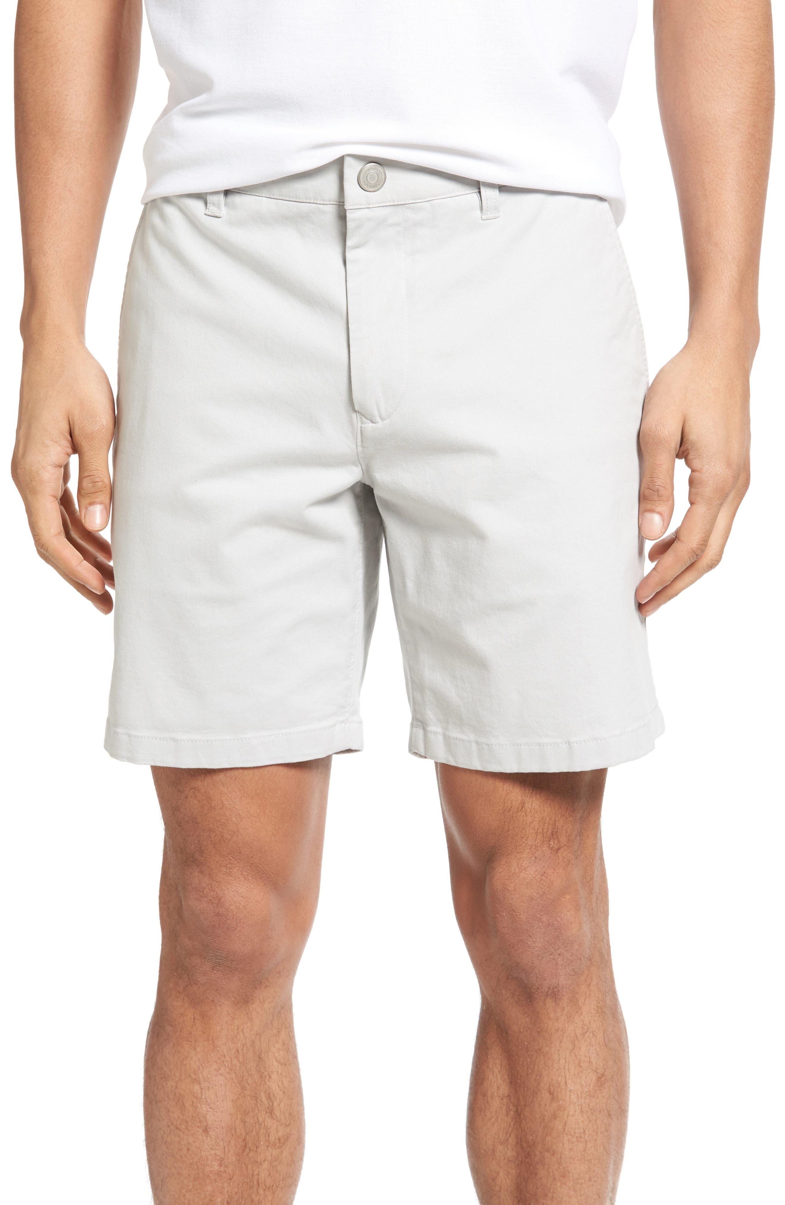 Stretch Washed Chino 7-Inch Shorts,                             Main thumbnail 17, color,