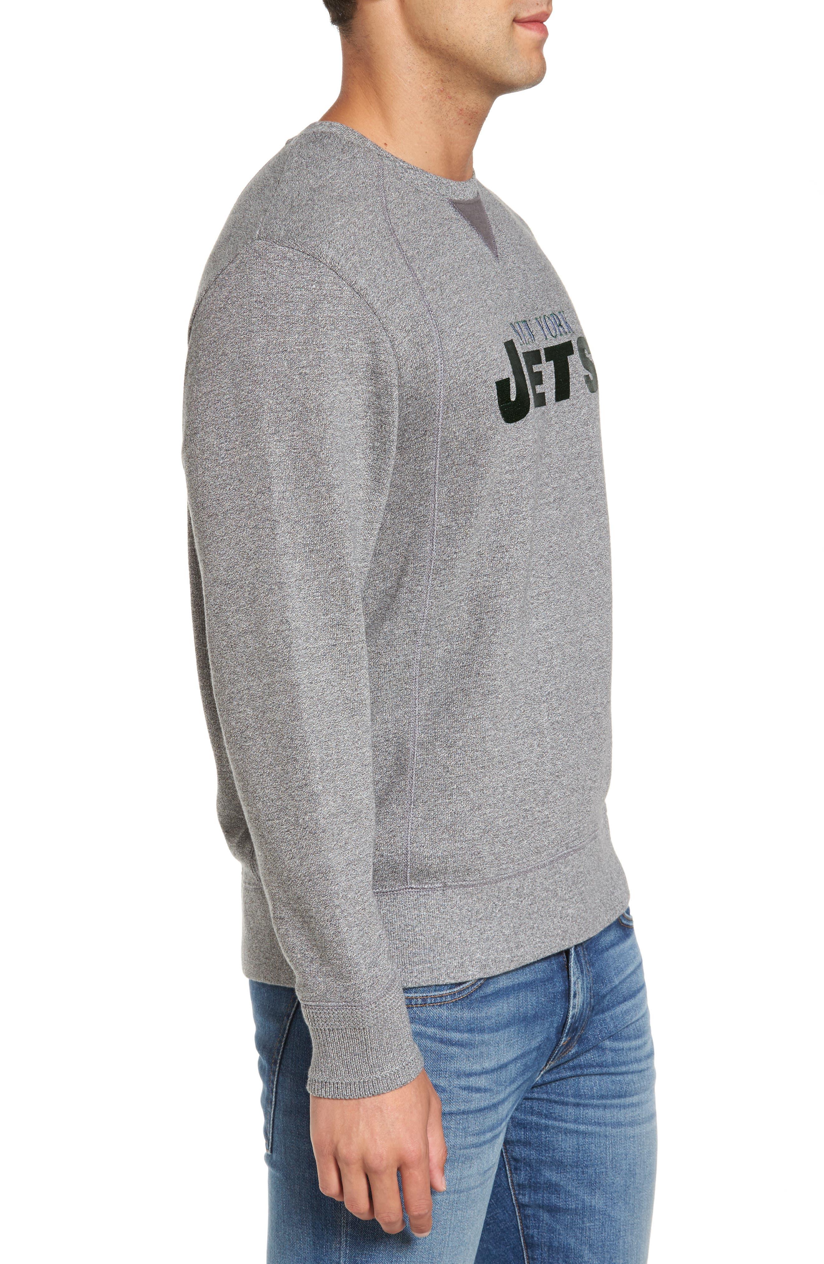 NFL Stitch of Liberty Embroidered Crewneck Sweatshirt,                             Alternate thumbnail 79, color,