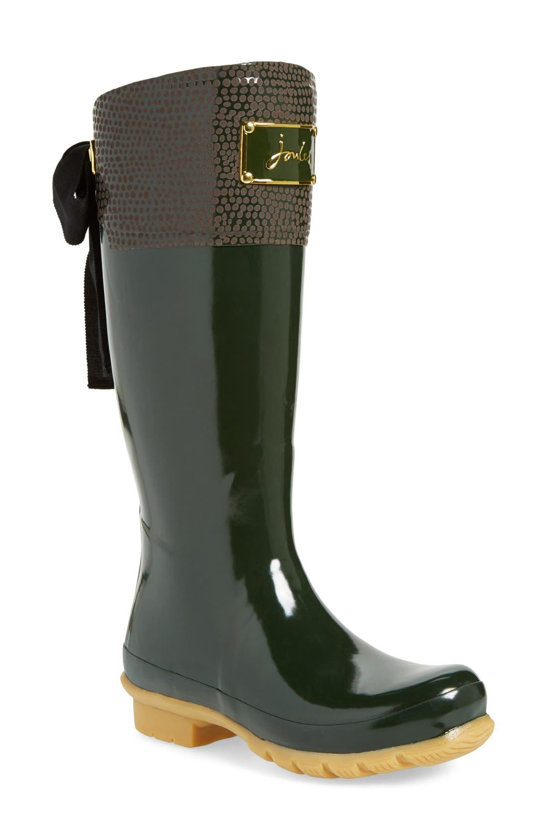 'Evedon' Rain Boot,                             Main thumbnail 3, color,