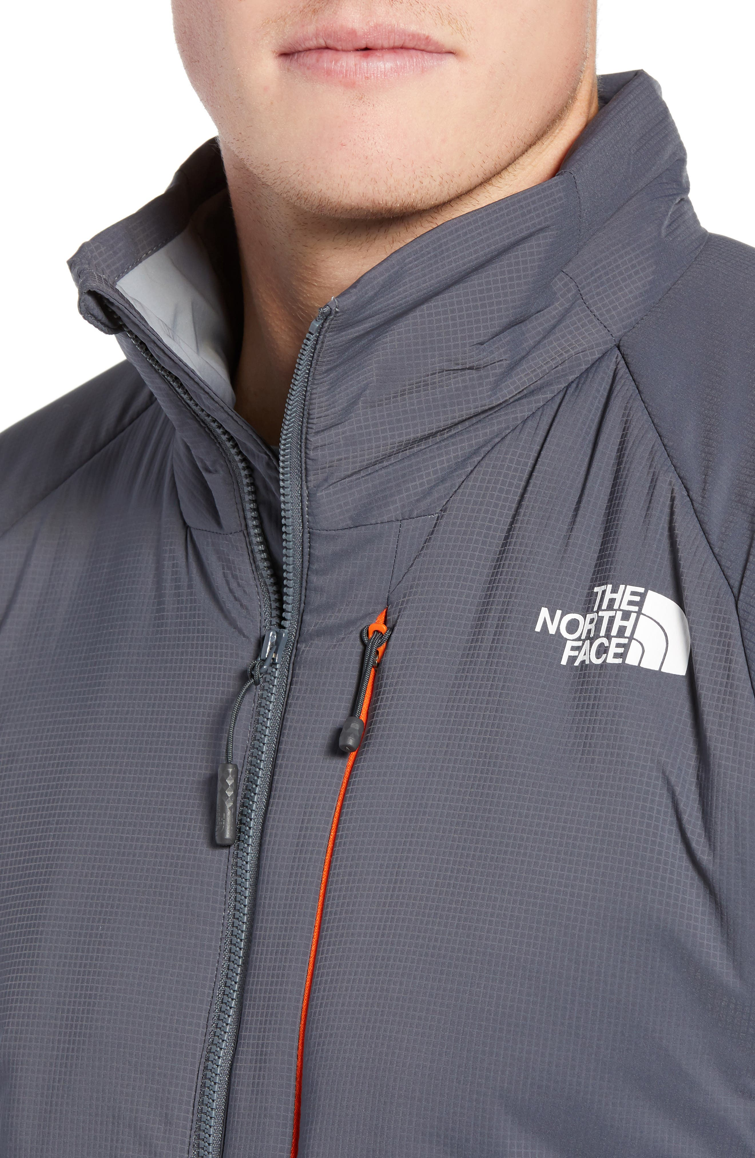 Ventrix Water Resistant Ripstop Jacket,                             Alternate thumbnail 4, color,                             VANADIS GREY/ VANADIS GREY