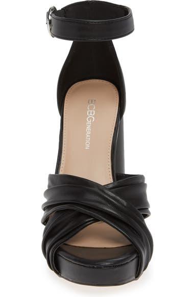 c866782fb2d BCBG Flora Platform Sandal (Women)