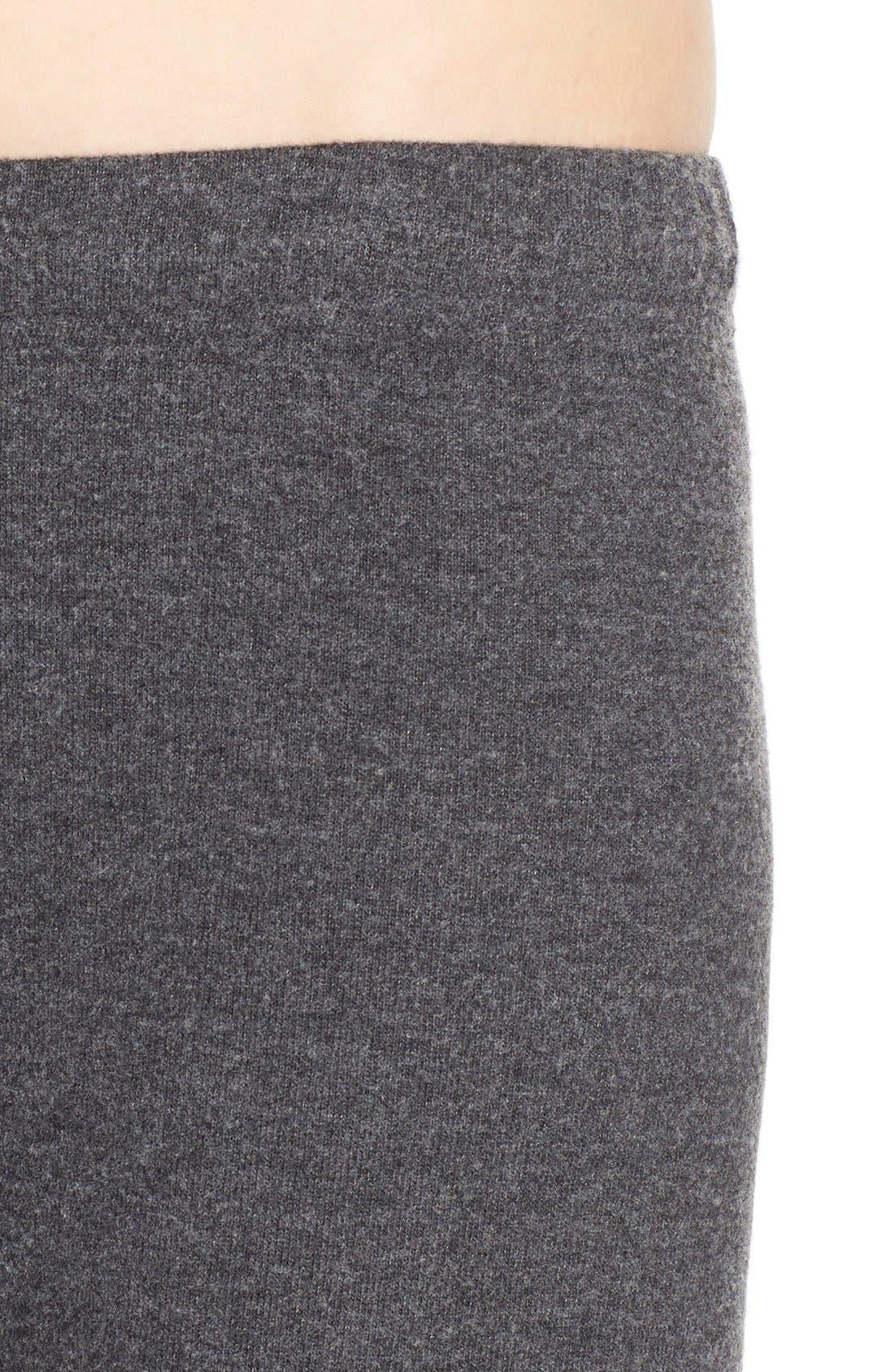 'Nate' Crop Sweatpants,                             Alternate thumbnail 2, color,                             001