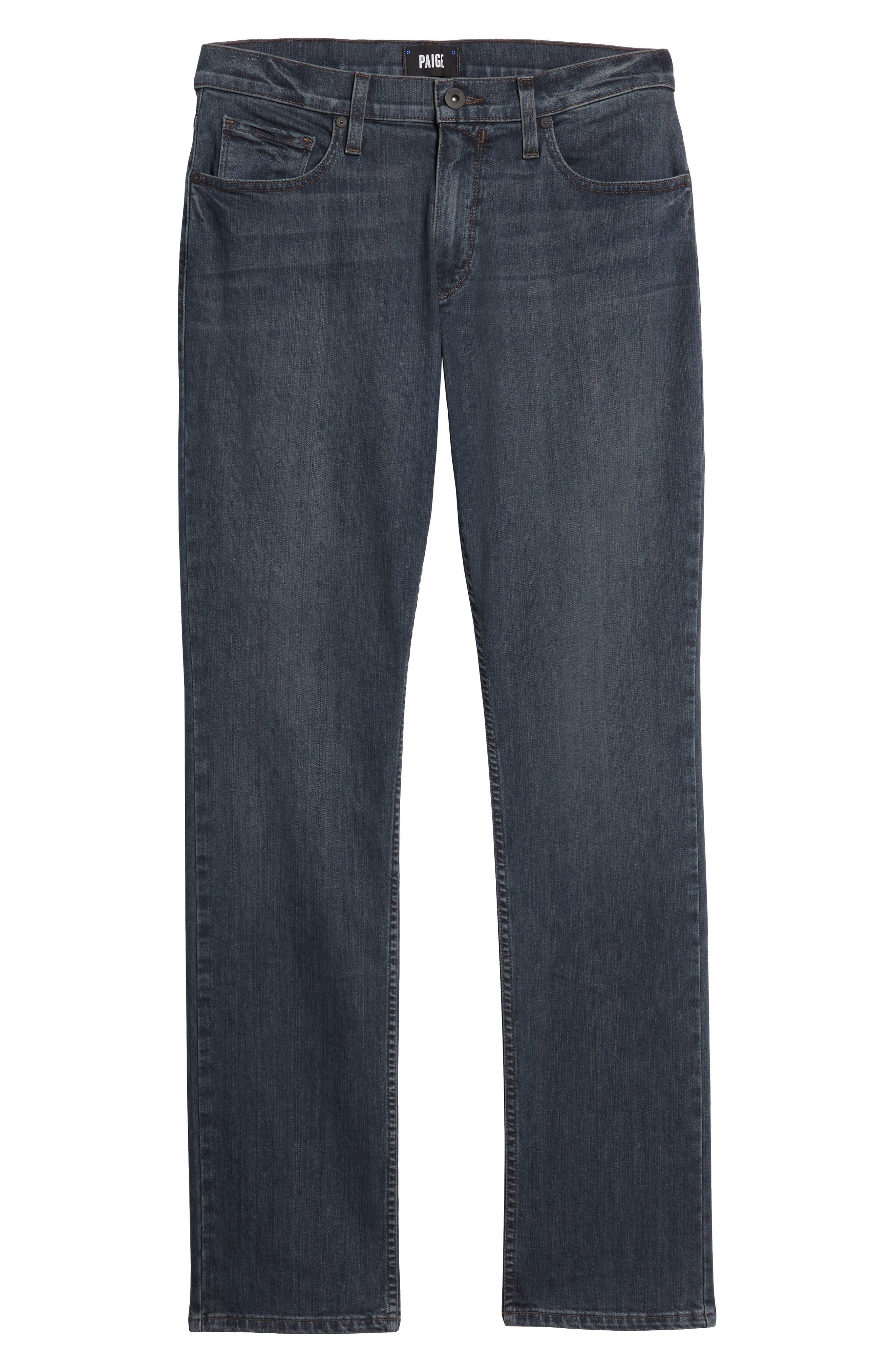 Legacy - Federal Slim Straight Leg Jeans,                             Alternate thumbnail 6, color,                             400