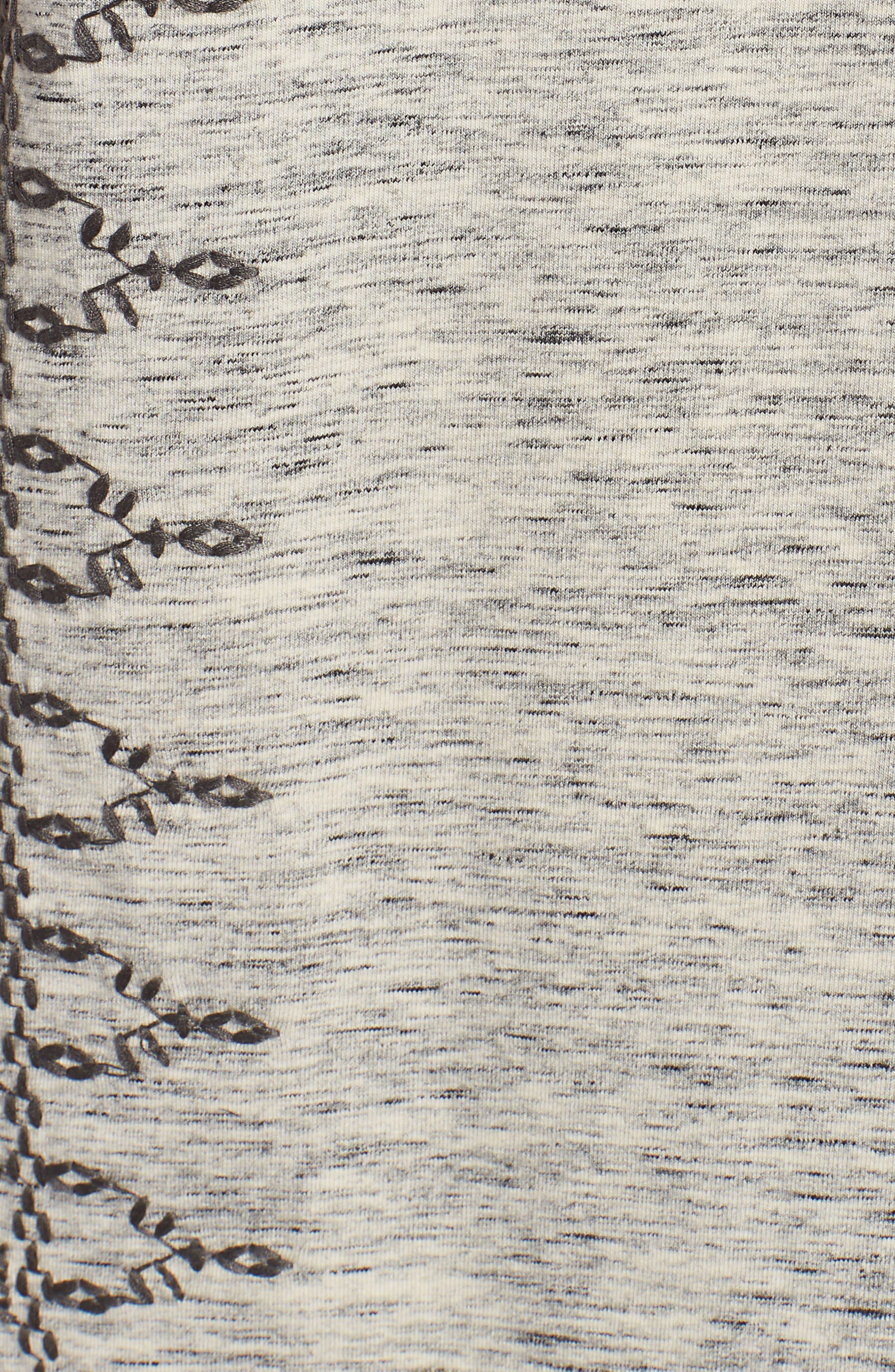 Henna Short Sleeve Top,                             Alternate thumbnail 5, color,                             050