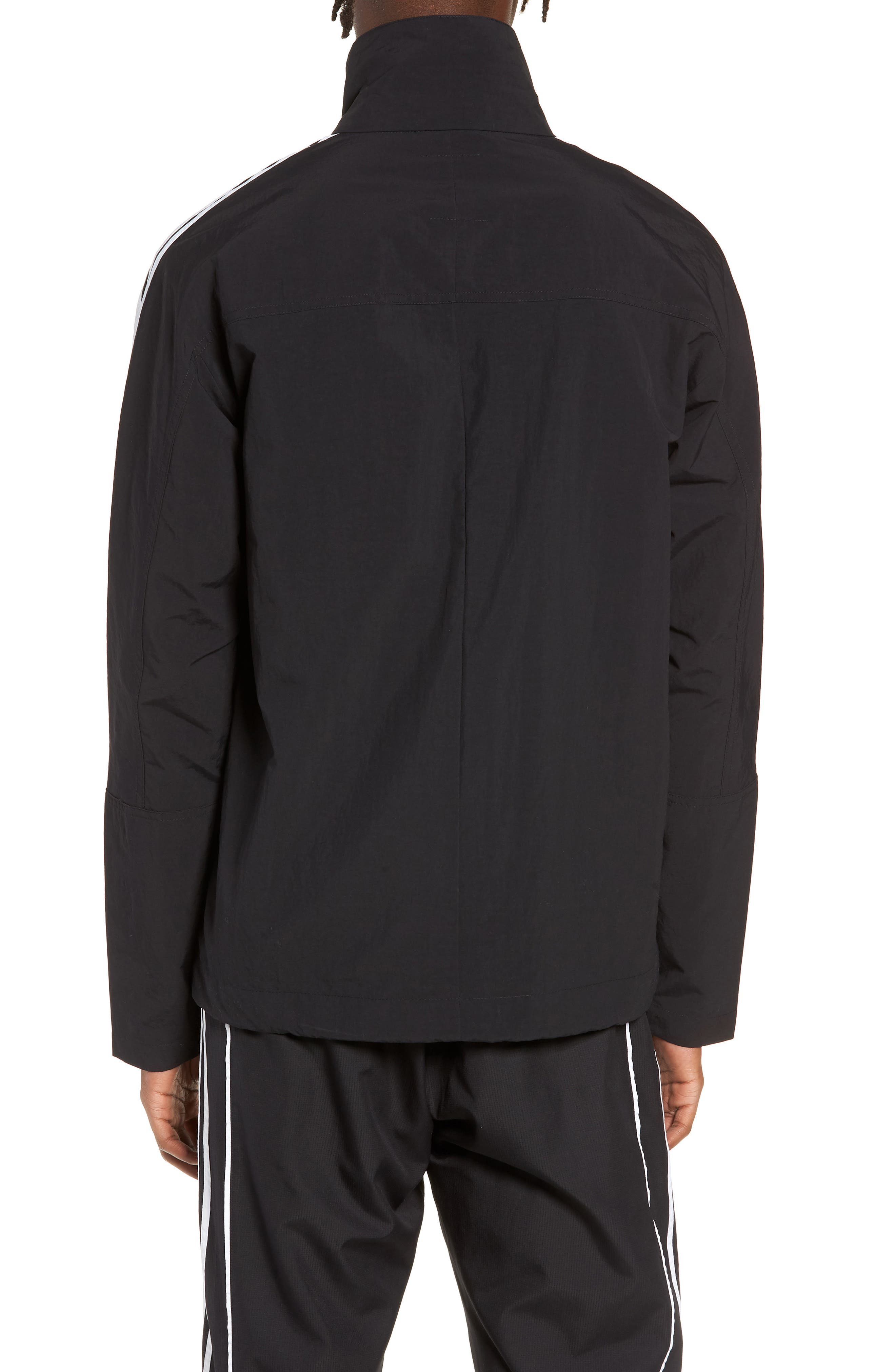 NMD Track Jacket,                             Alternate thumbnail 2, color,                             001