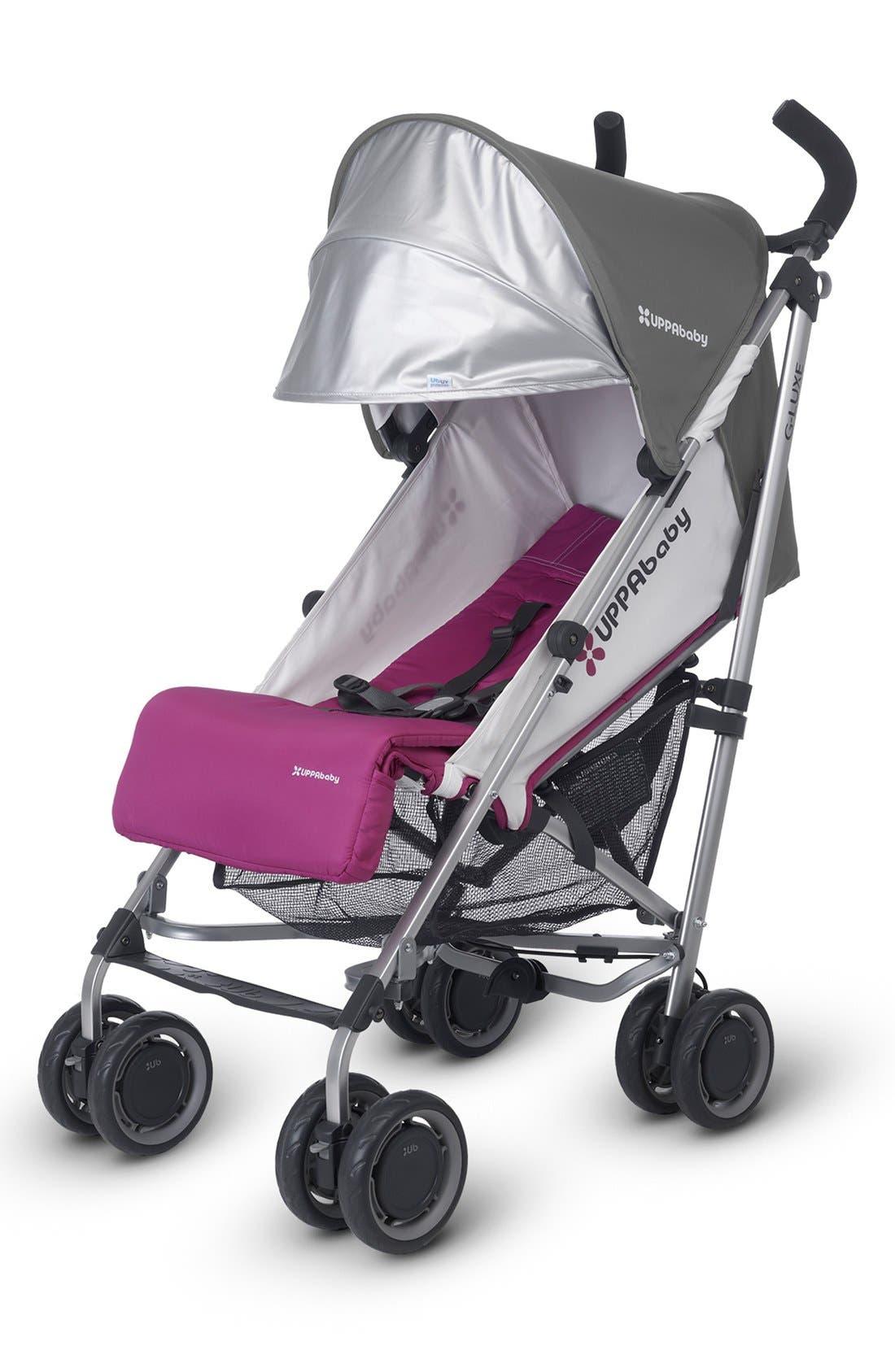 2015 G-LUXE - Aluminum Frame Reclining Umbrella Stroller,                             Alternate thumbnail 10, color,