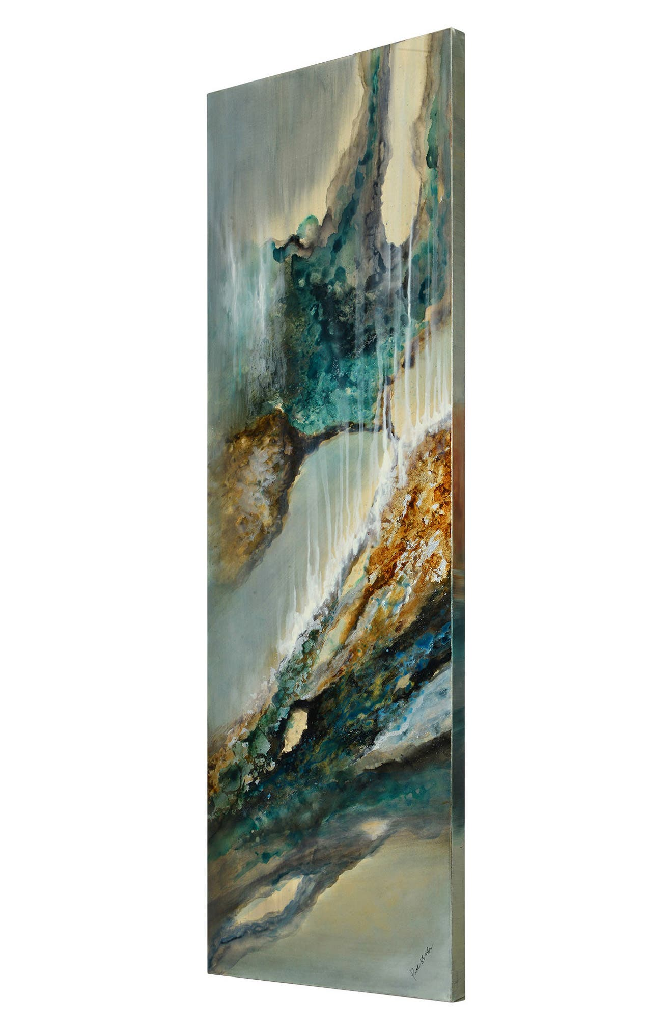 Cascade Canvas Art,                             Alternate thumbnail 2, color,                             300