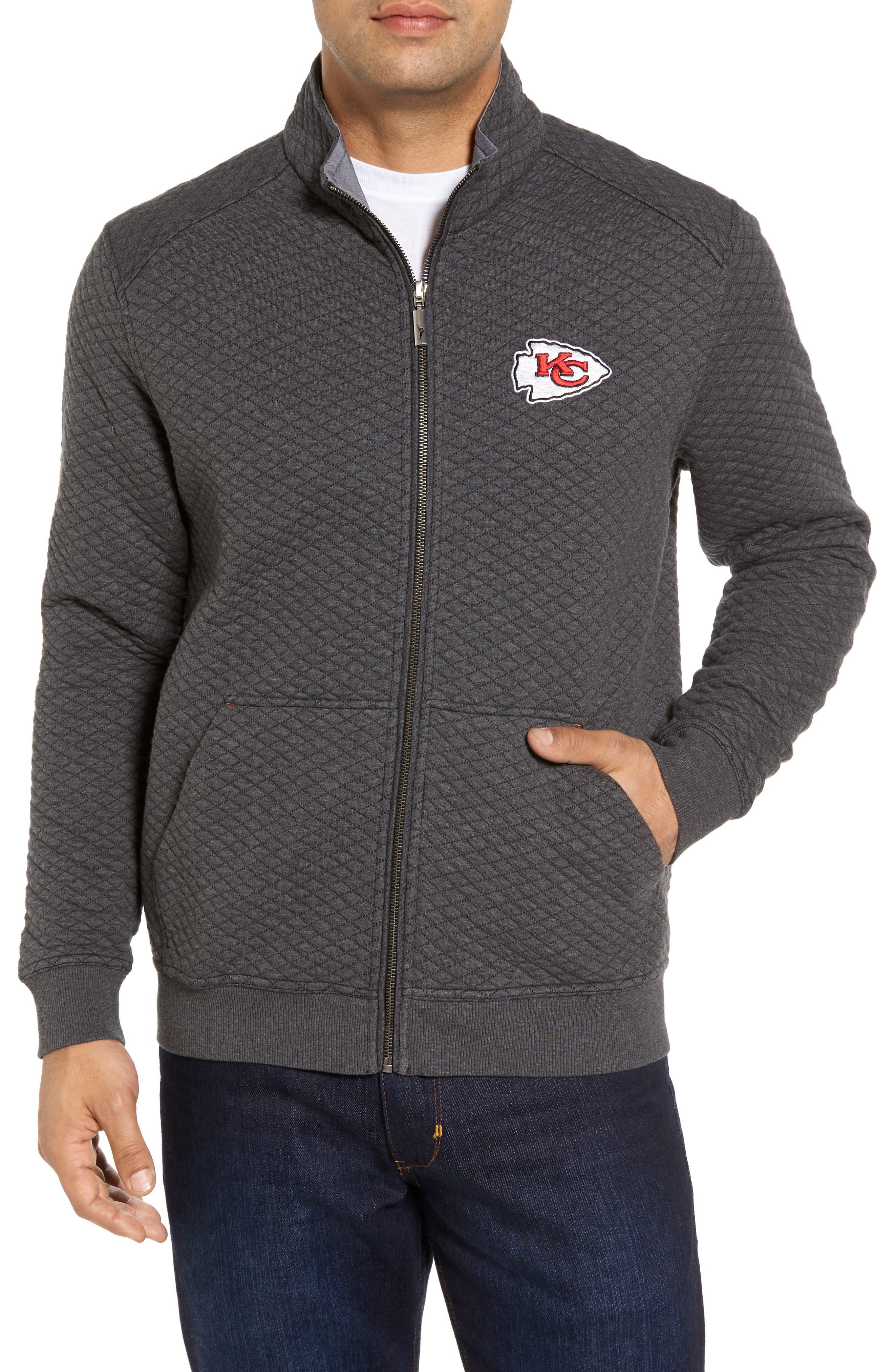 NFL Quiltessential Full Zip Sweatshirt,                             Main thumbnail 10, color,