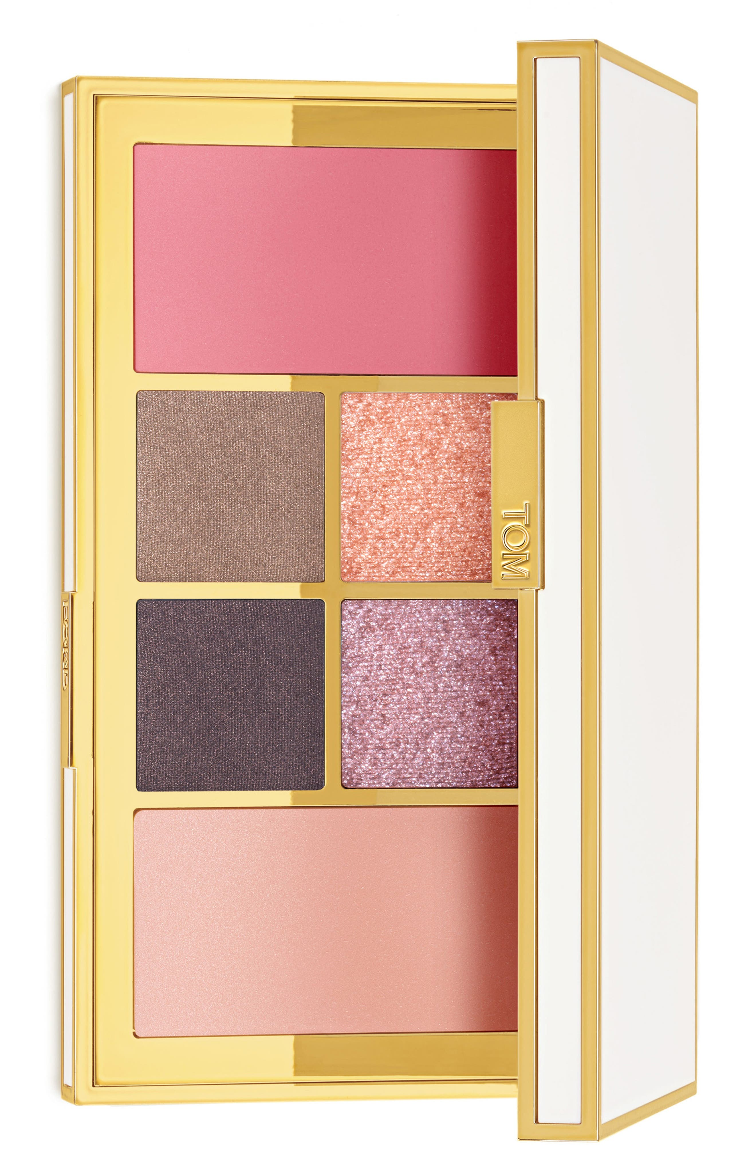 Soleil Eye and Cheek Palette,                         Main,                         color,