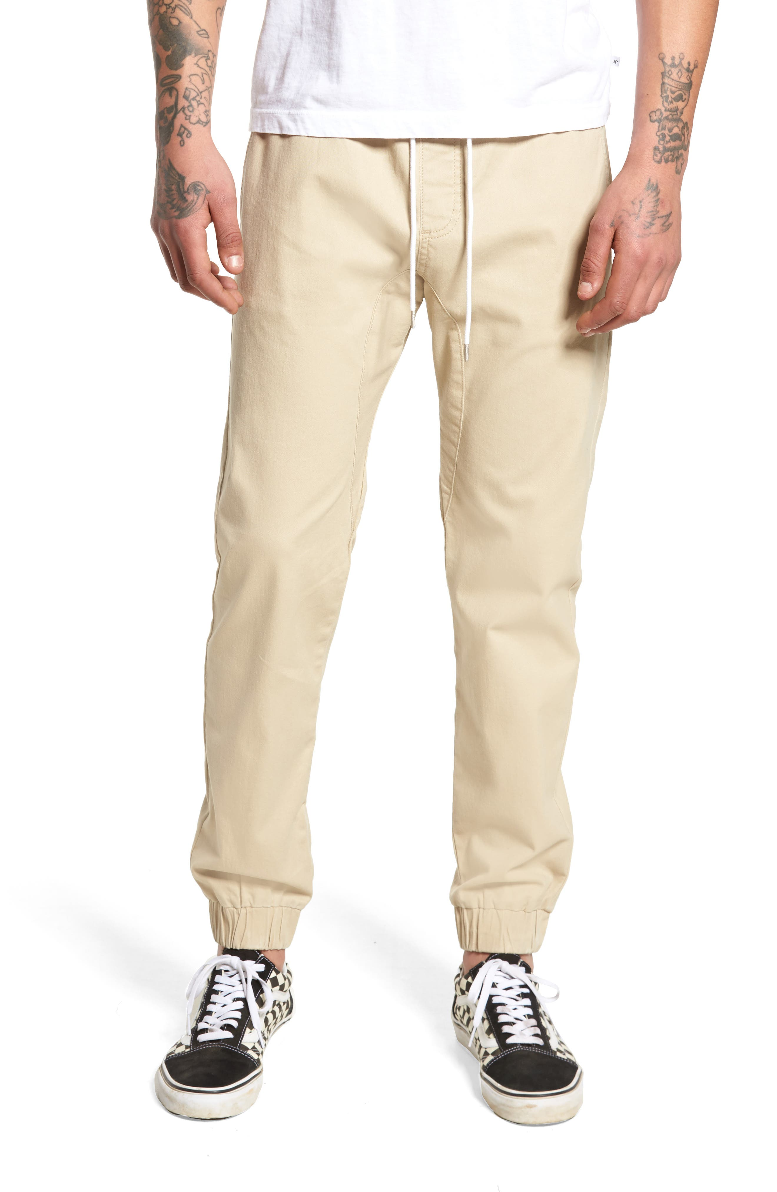 Jogger Pants,                             Main thumbnail 4, color,