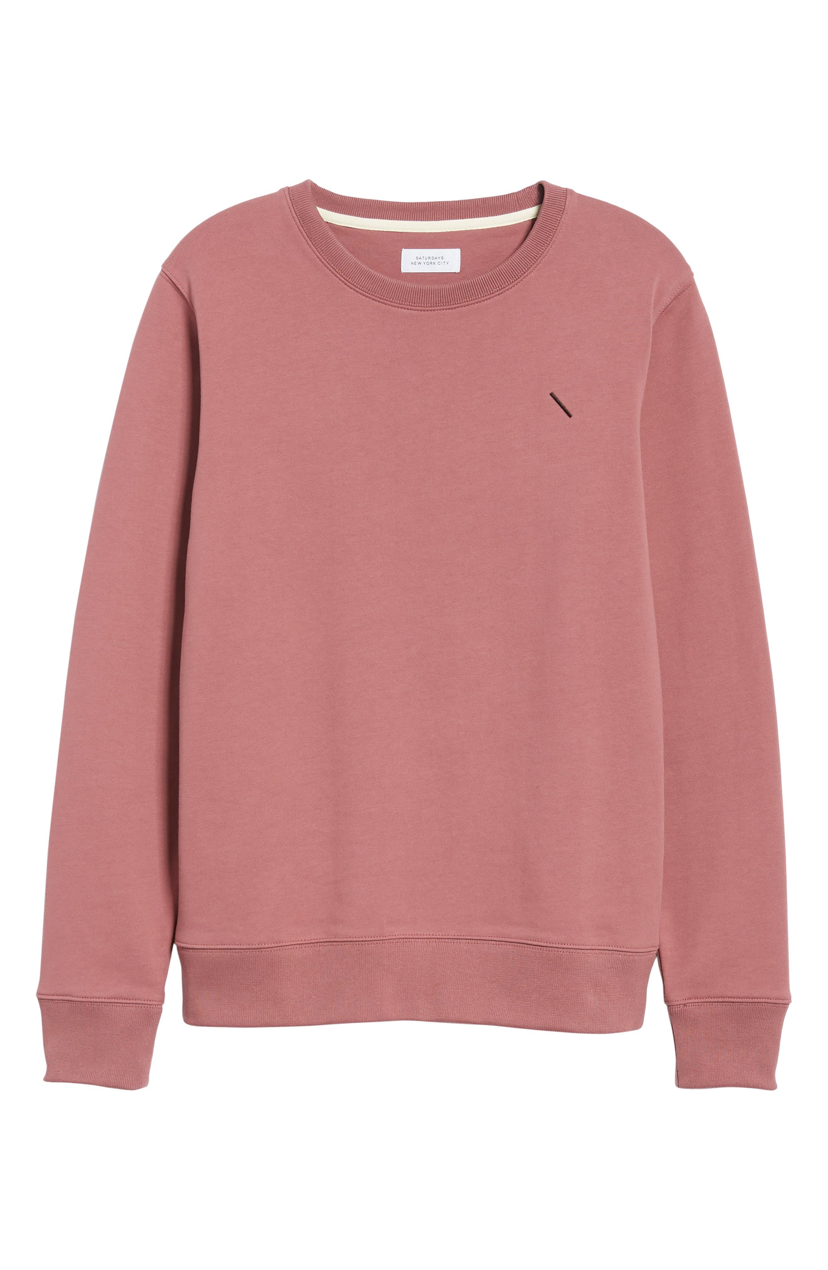 Bowery Sweatshirt,                             Alternate thumbnail 6, color,                             650