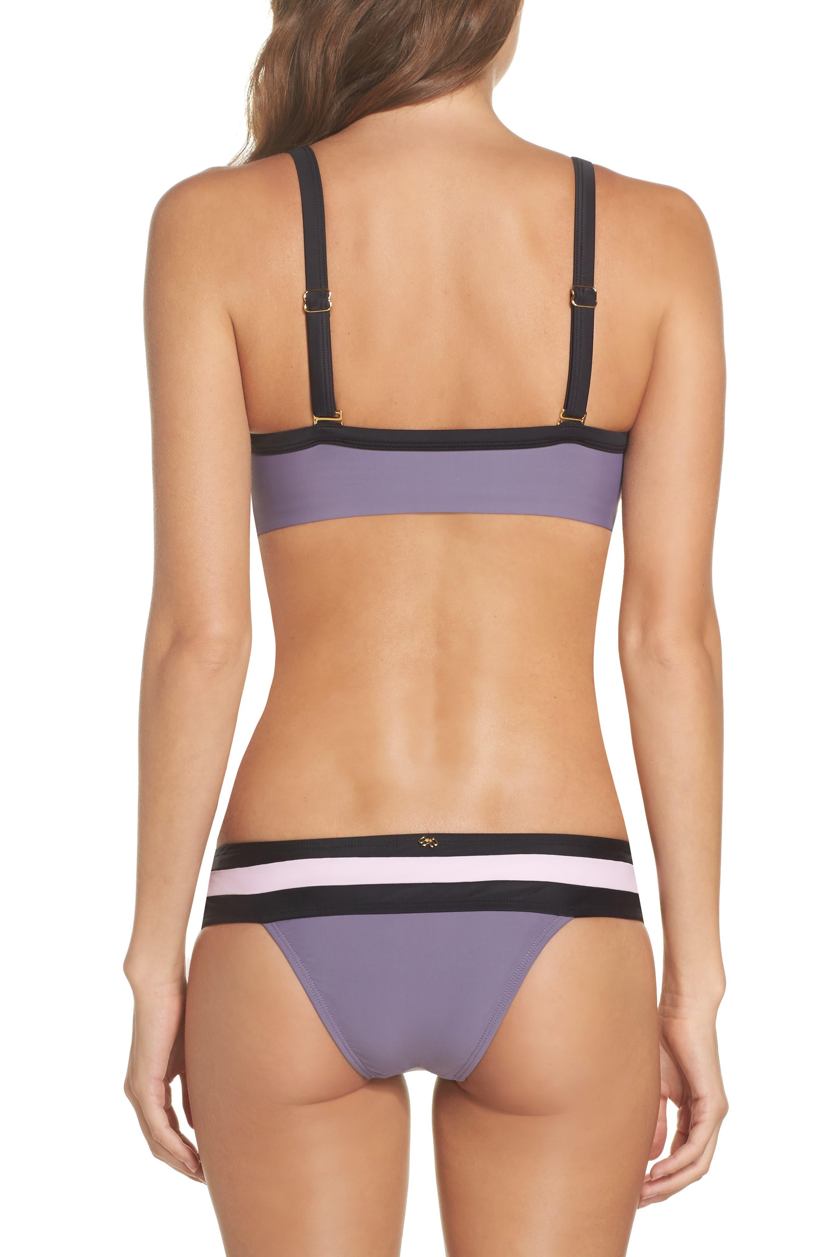 Swimwear Bikini Bottoms,                             Alternate thumbnail 16, color,