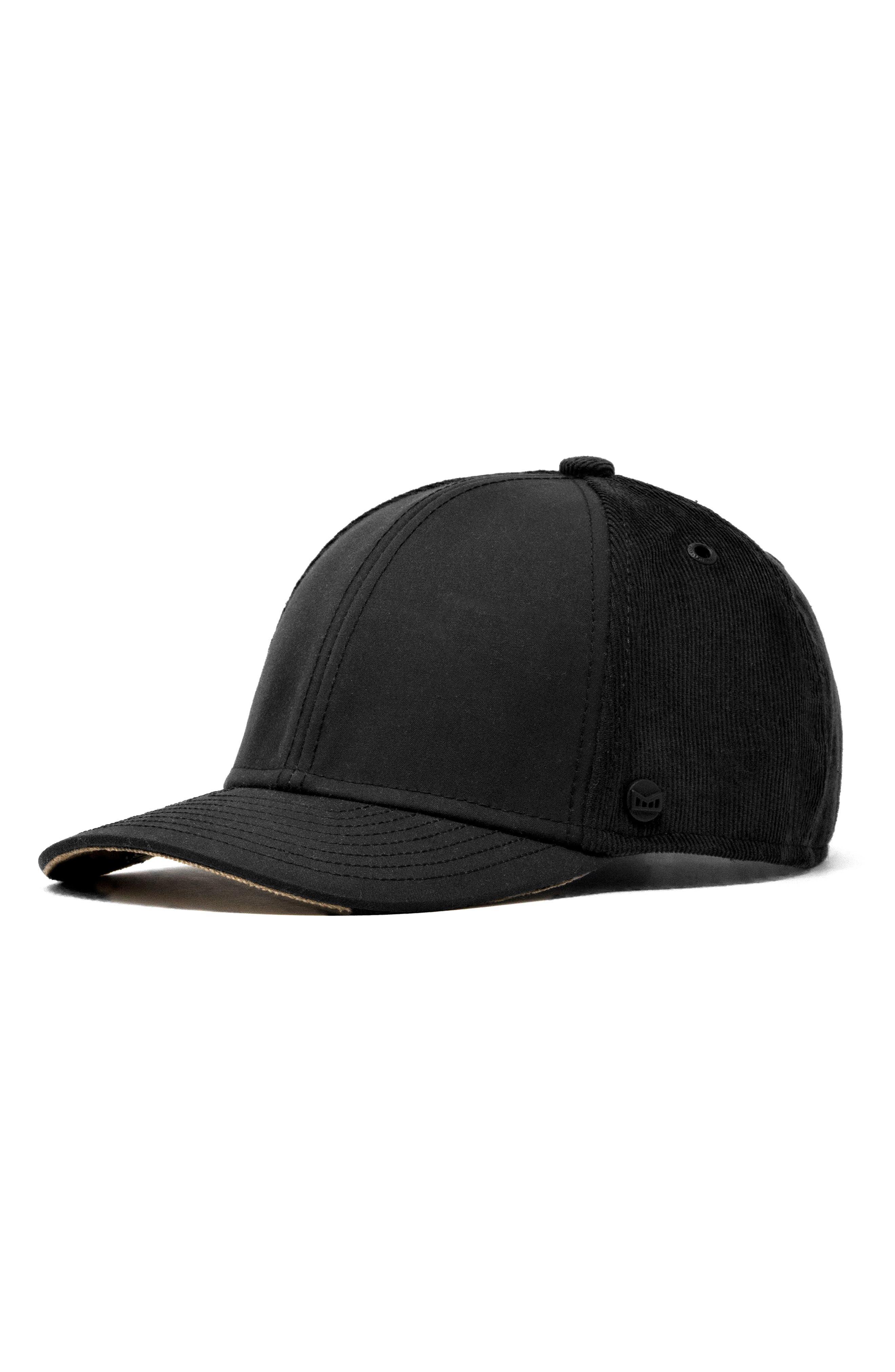 MELIN Discovery Baseball Cap - Black