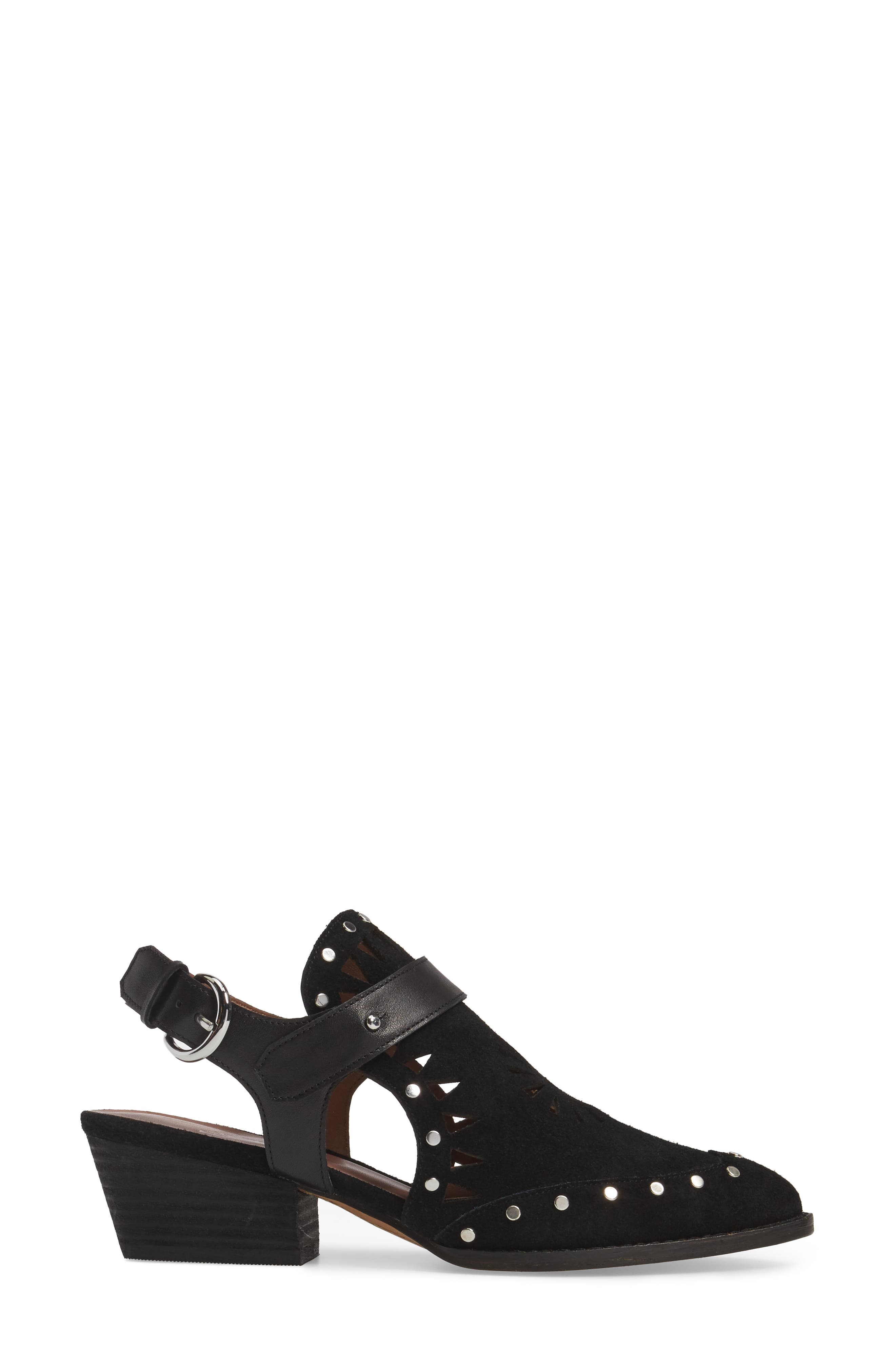 Whitney Bootie,                             Alternate thumbnail 3, color,                             001