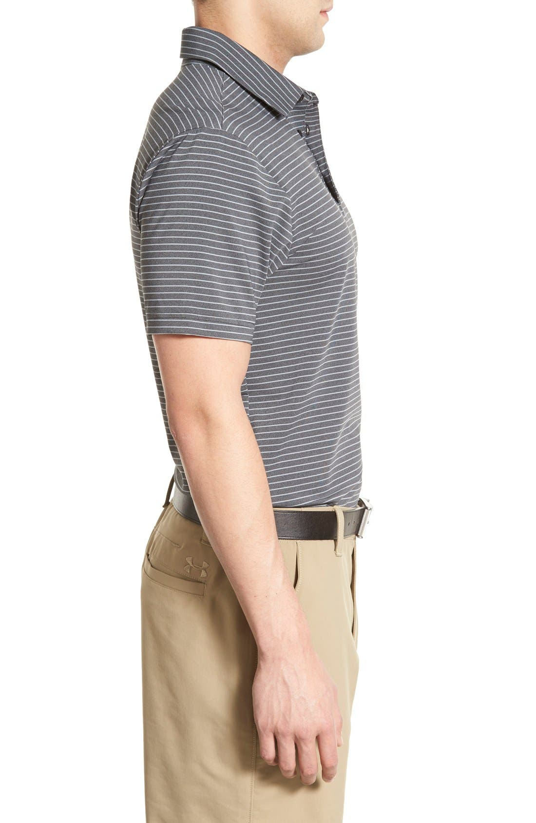 'Playoff' Loose Fit Short Sleeve Polo,                             Alternate thumbnail 242, color,