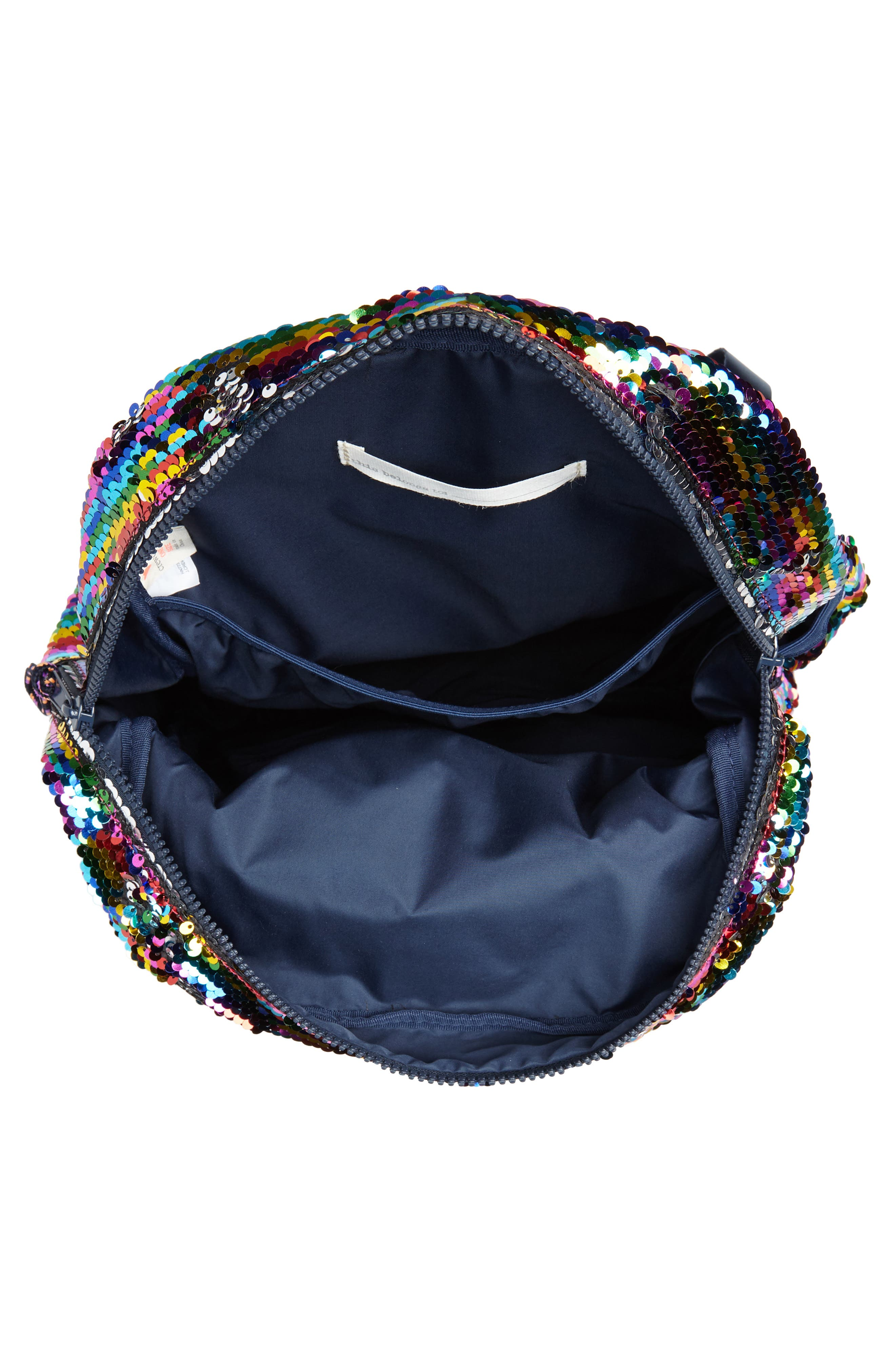 Sequin Backpack,                             Alternate thumbnail 3, color,                             965