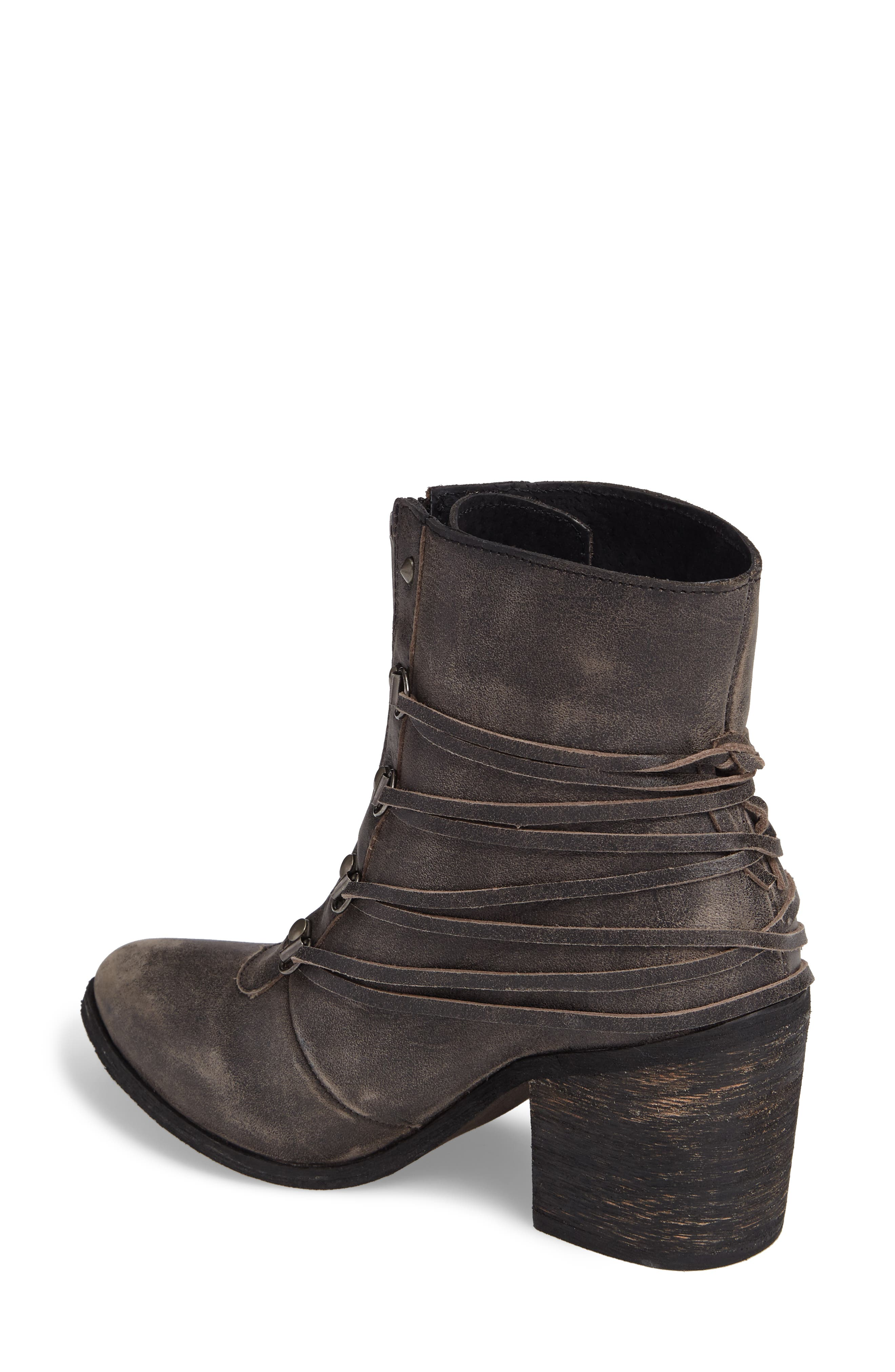 Peacekeeper Lace-Up Bootie,                             Alternate thumbnail 2, color,                             001