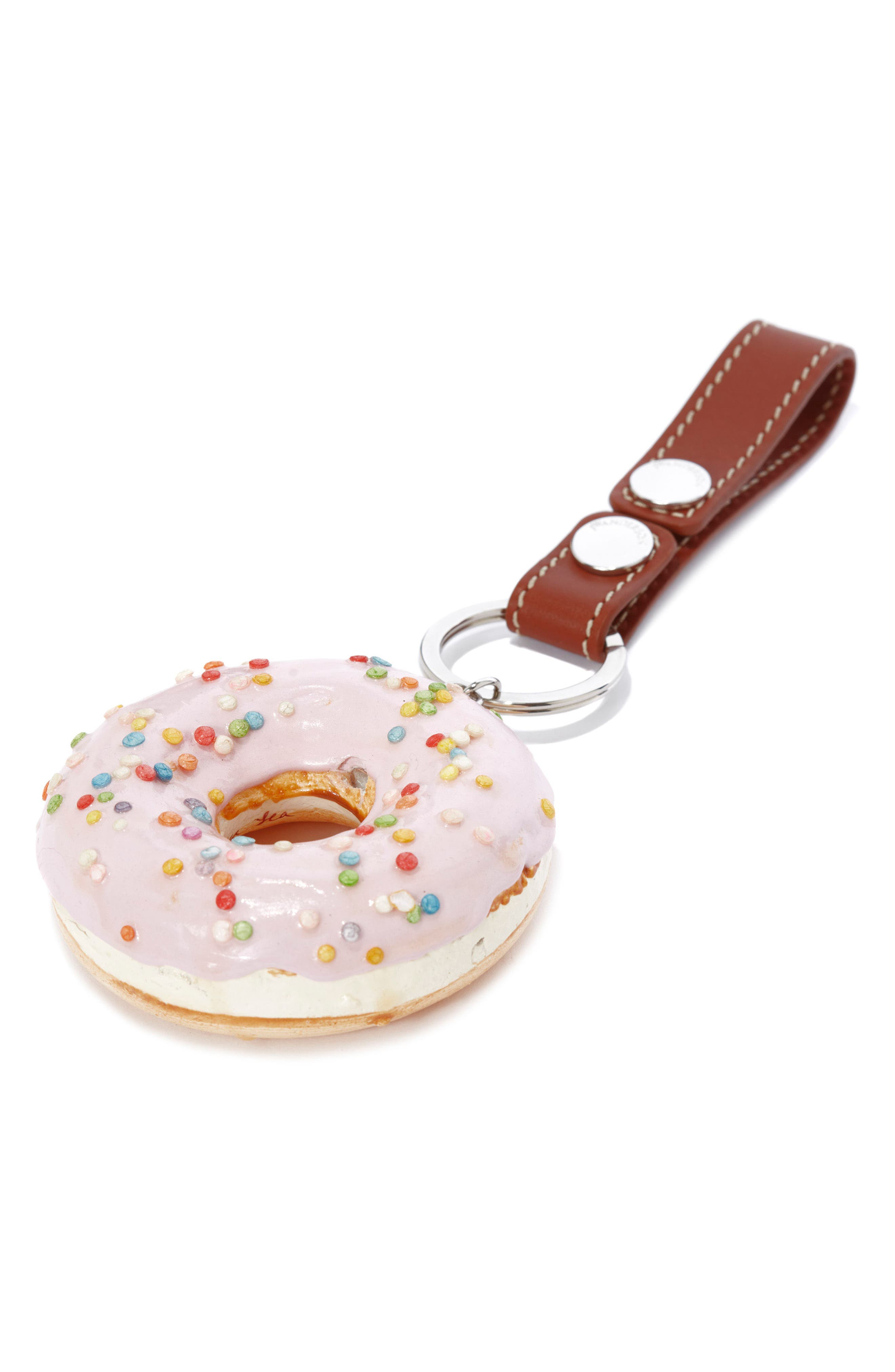 Doughnut Bag Charm,                             Alternate thumbnail 6, color,                             650