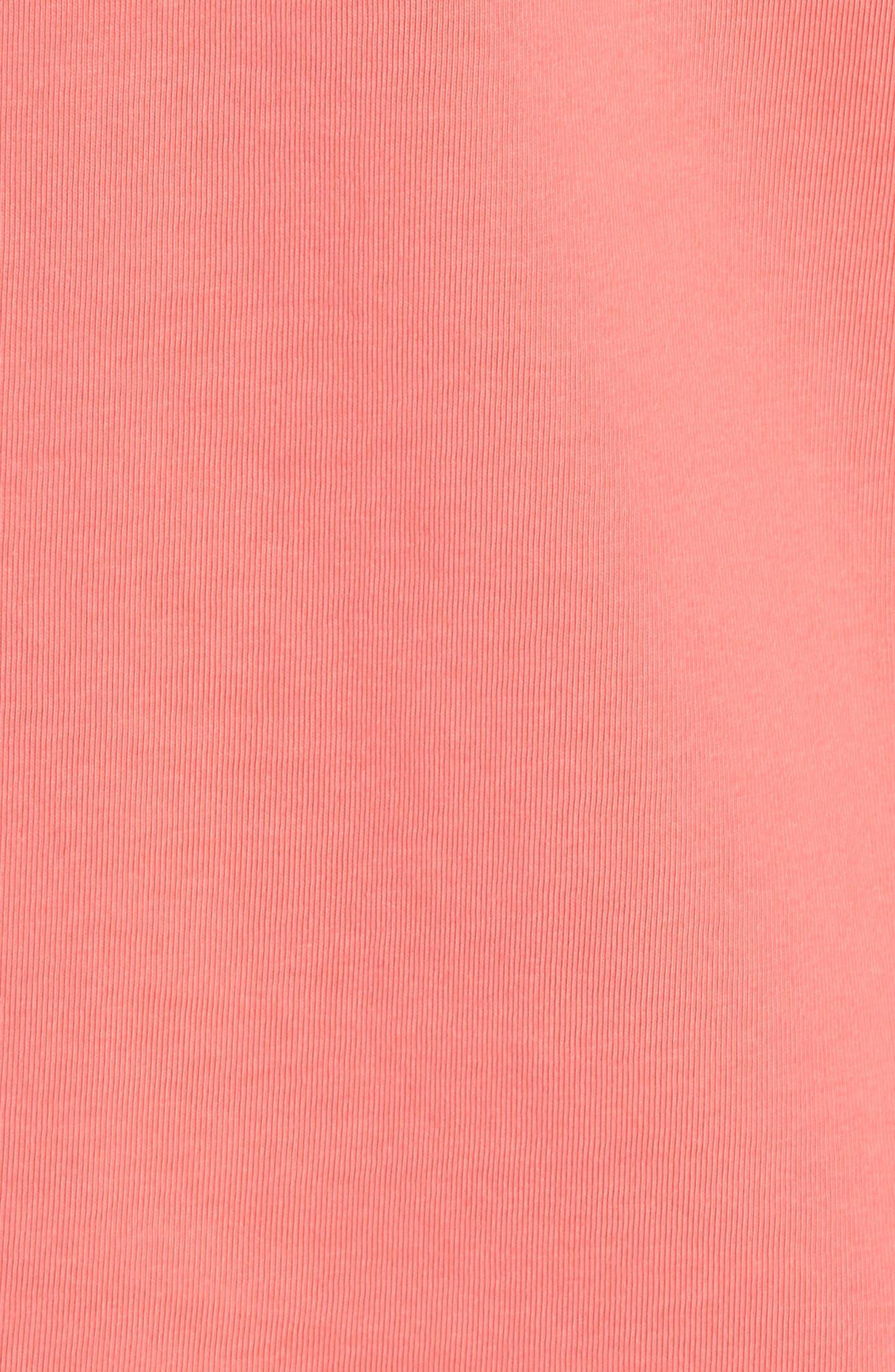 Wind Up Shot Pocket T-Shirt,                             Alternate thumbnail 5, color,