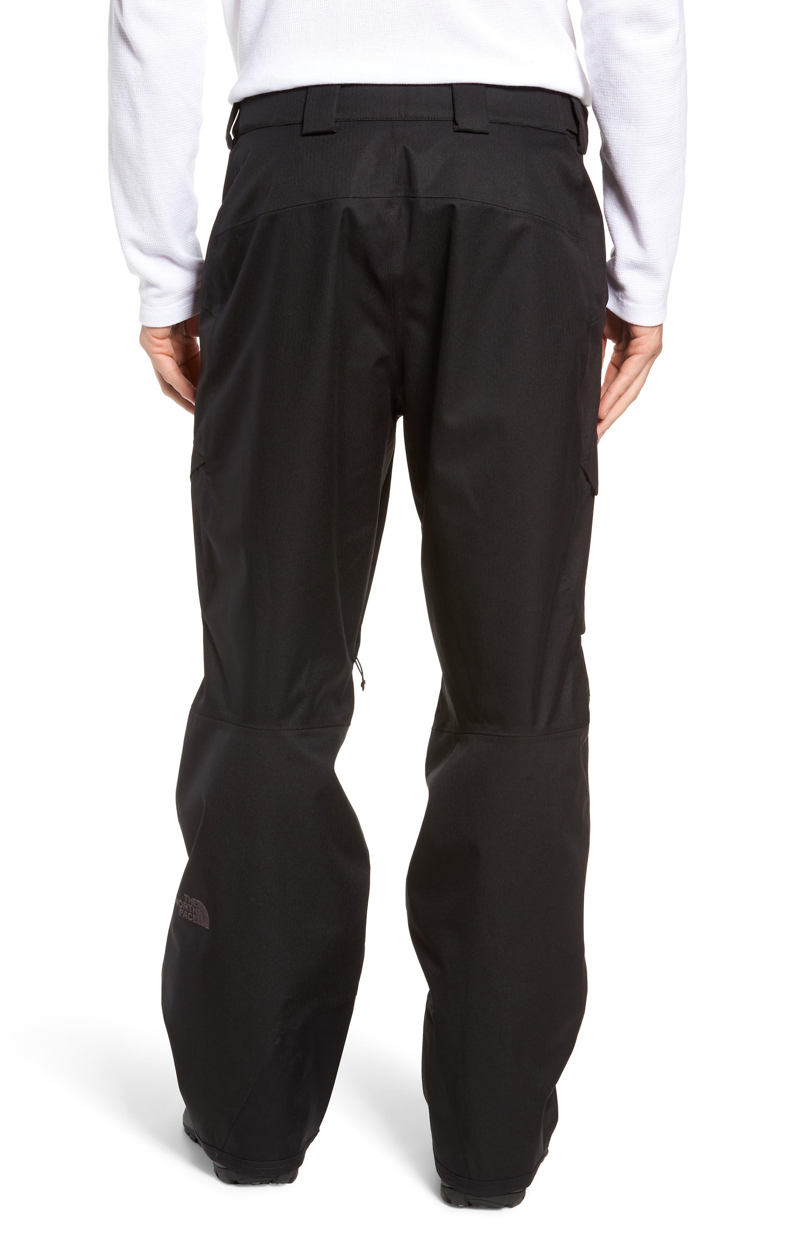Gatekeeper Waterproof Pants,                             Alternate thumbnail 2, color,                             TNF BLACK/TNF BLACK