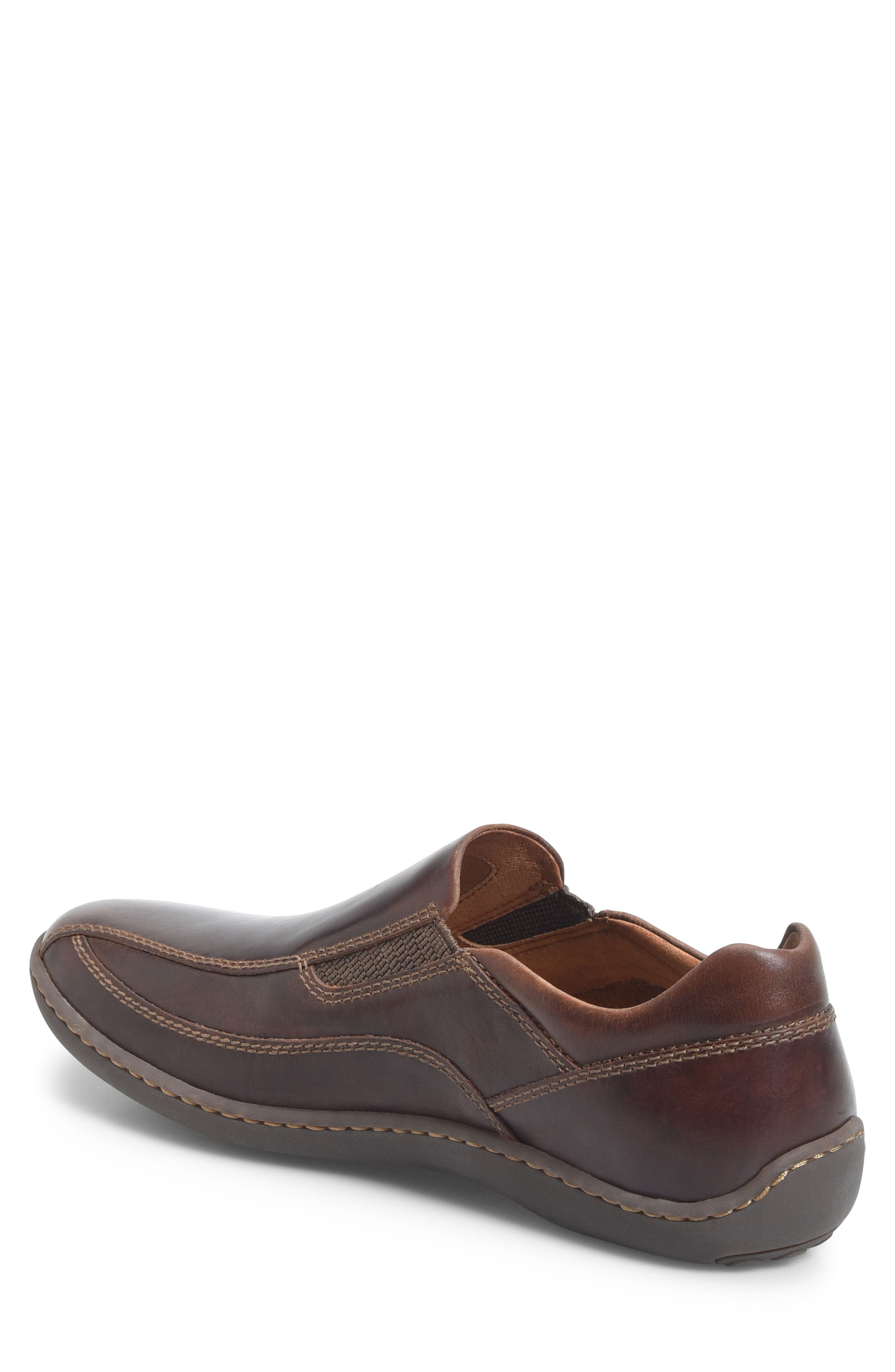 Baker Bike Toe Slip-On,                             Alternate thumbnail 2, color,                             TAN