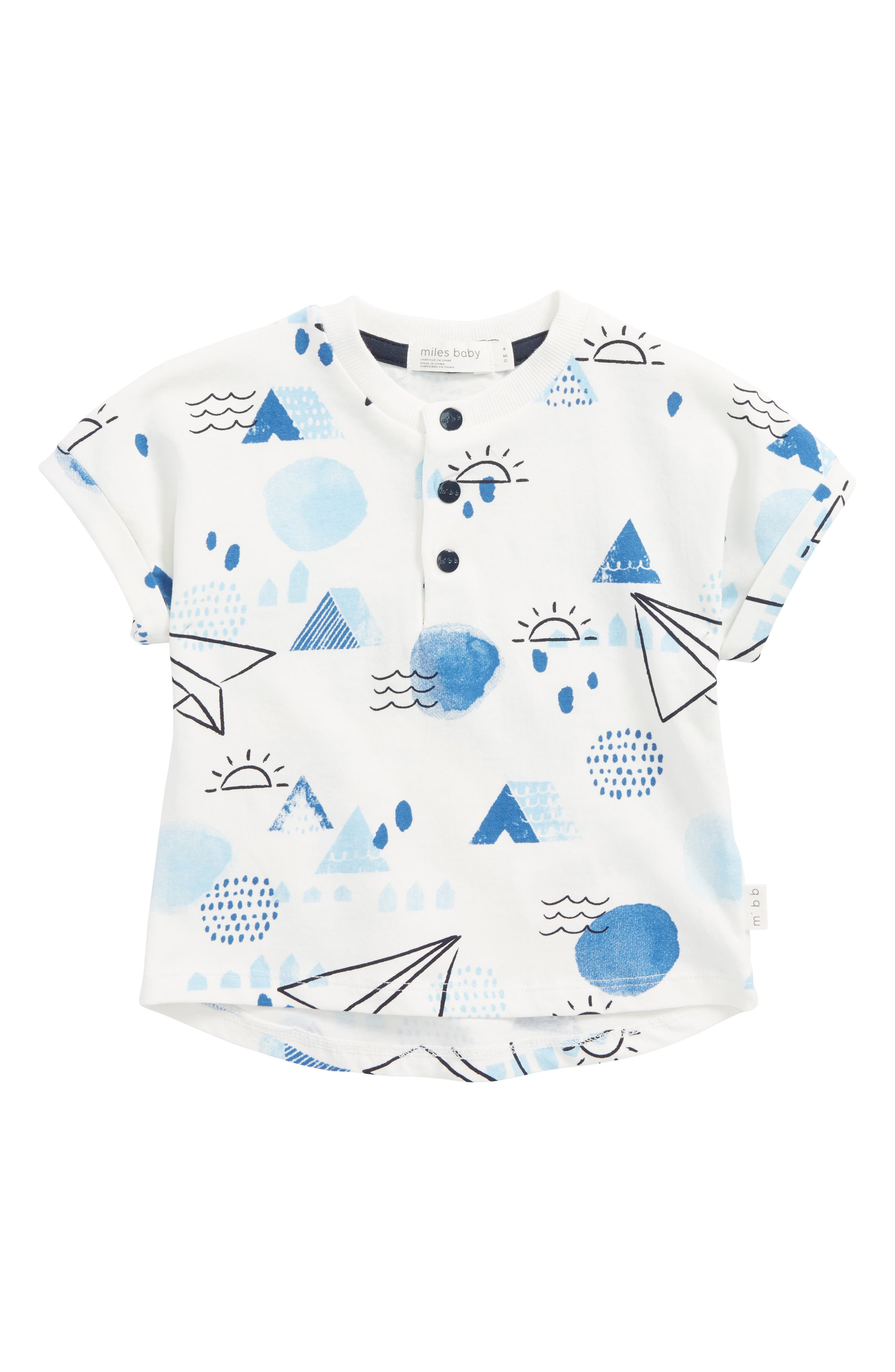 Henley T-Shirt,                             Main thumbnail 1, color,                             900