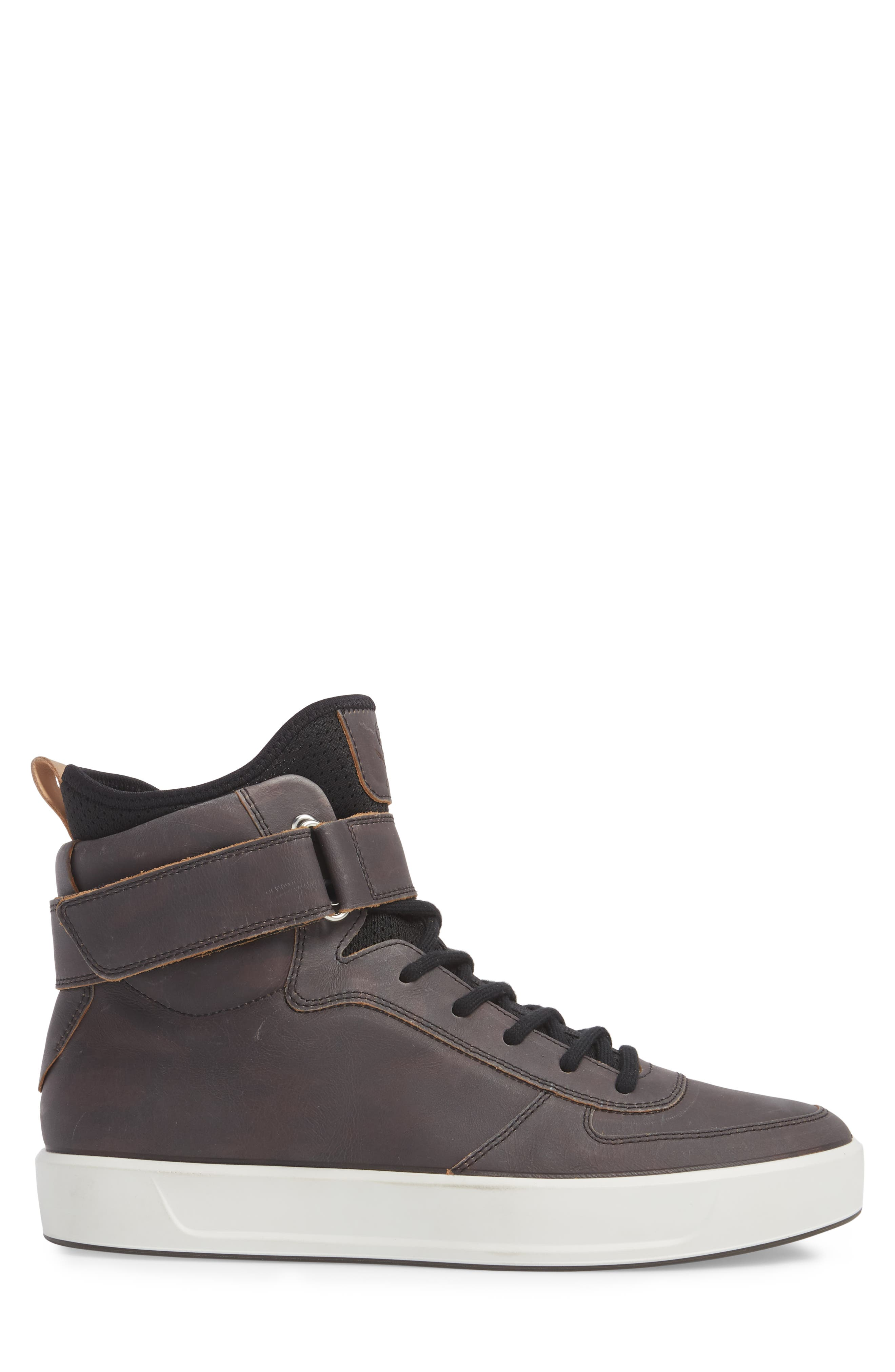 ECCO,                             Soft 8 Color Changing Sneaker Boot,                             Alternate thumbnail 4, color,                             002